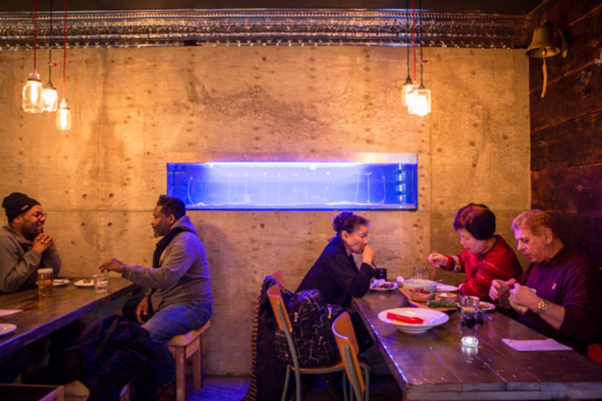 korean snack bar