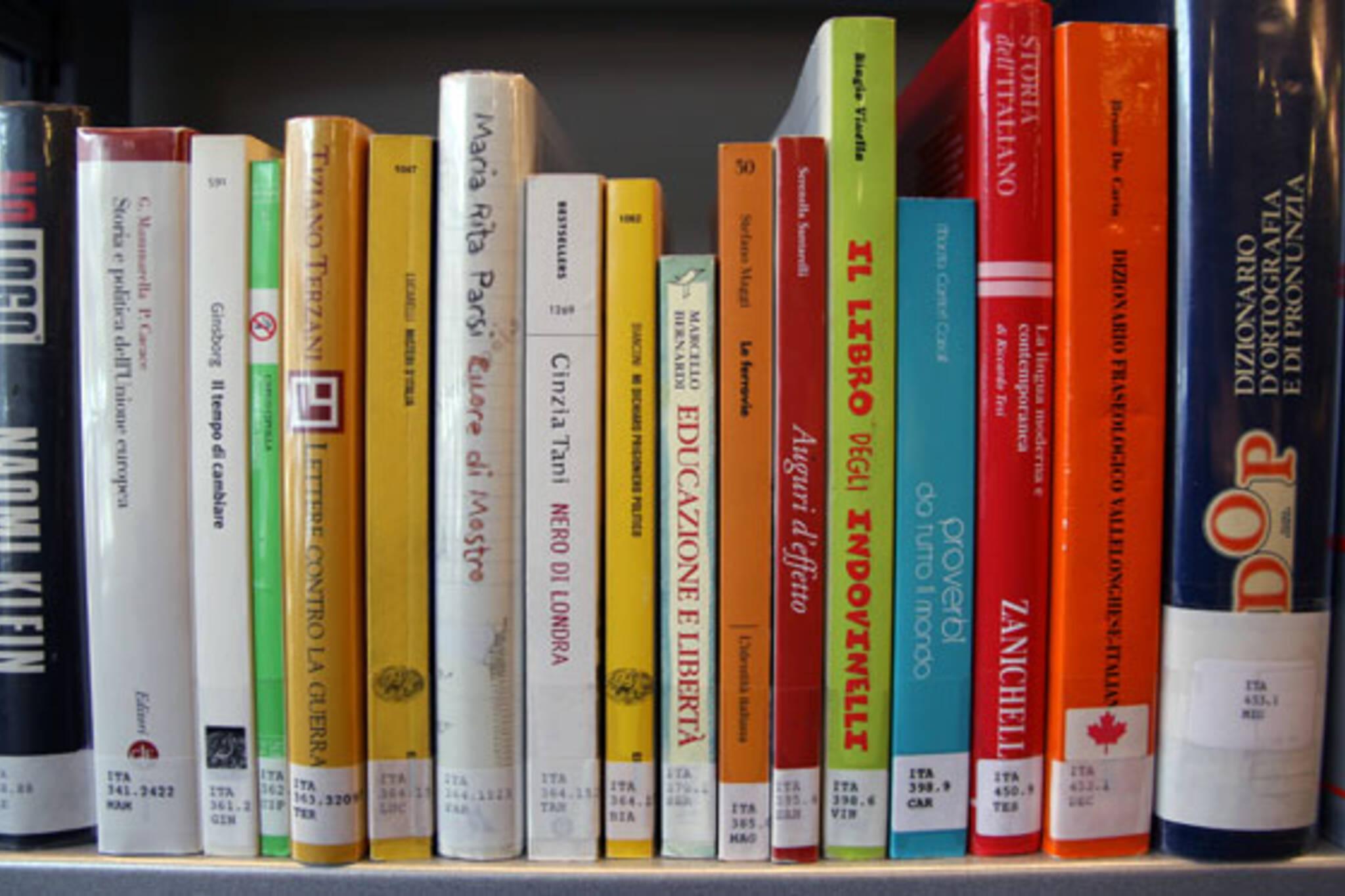Italian Books Magazines Accessible Again