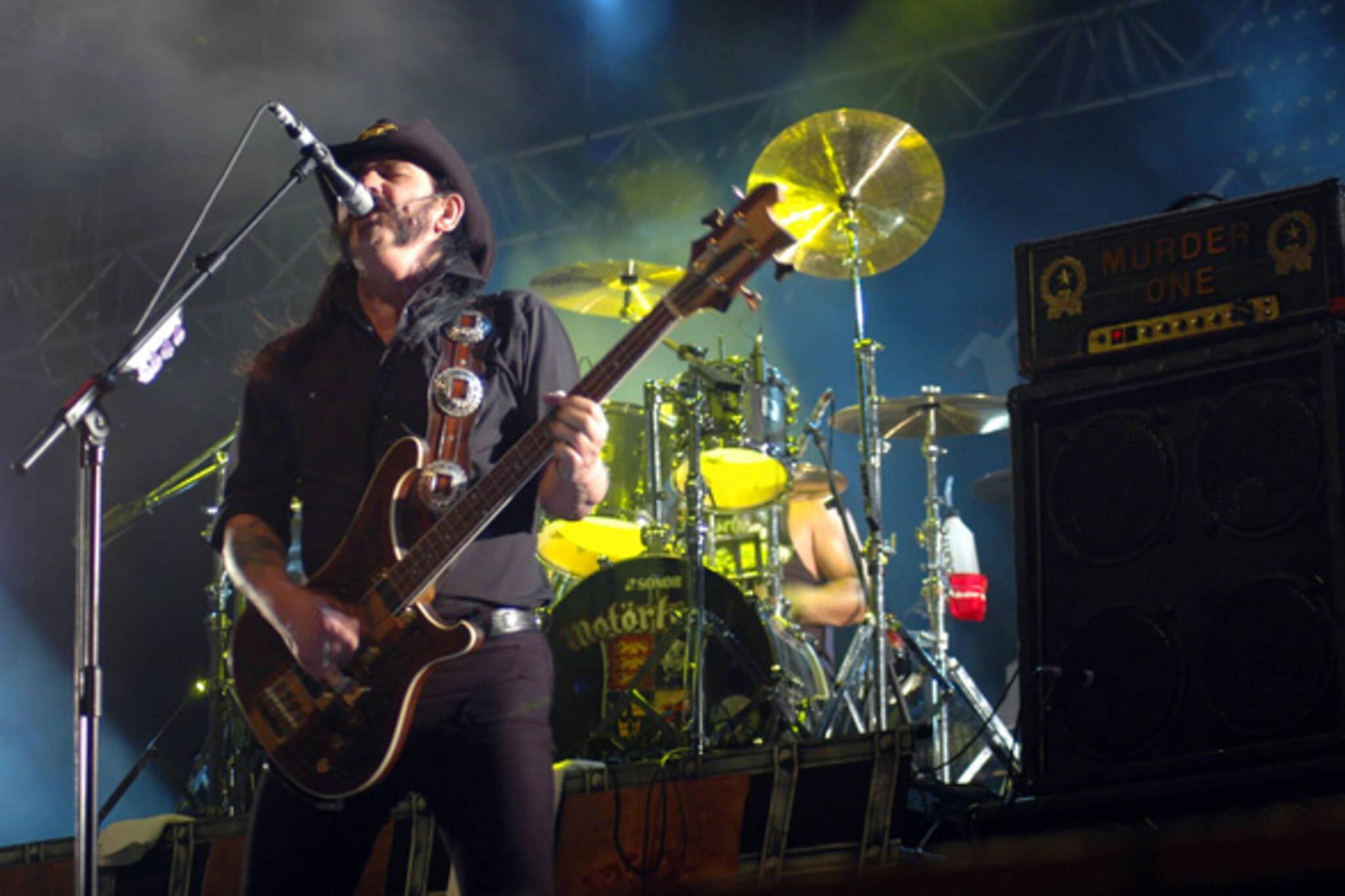 Motorhead Toronto Live
