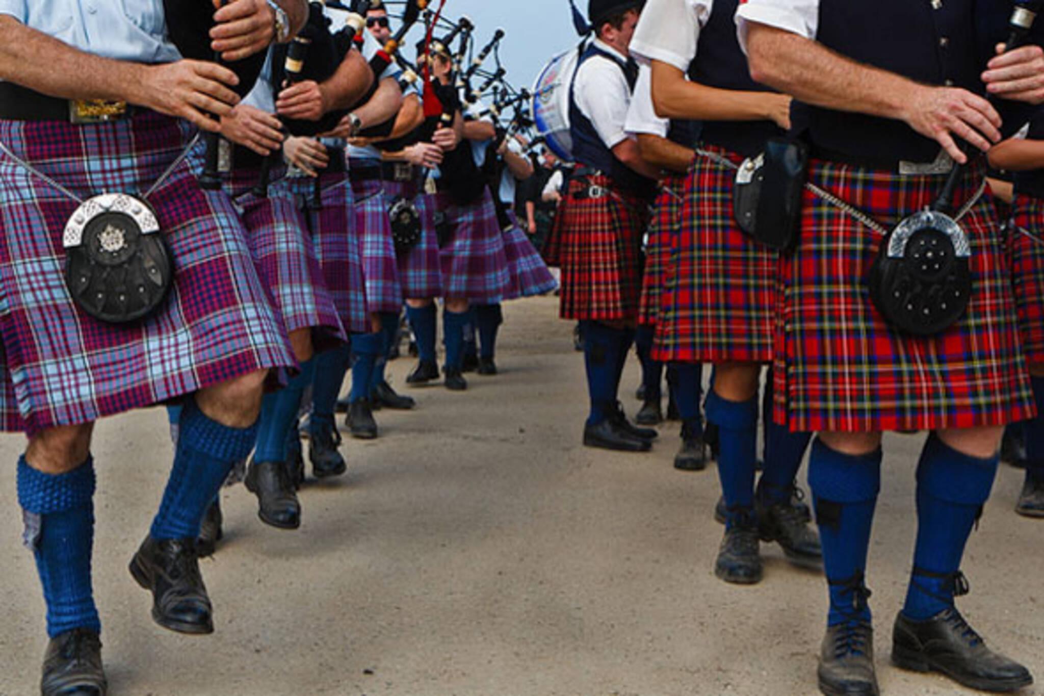 Fergus Highland Games