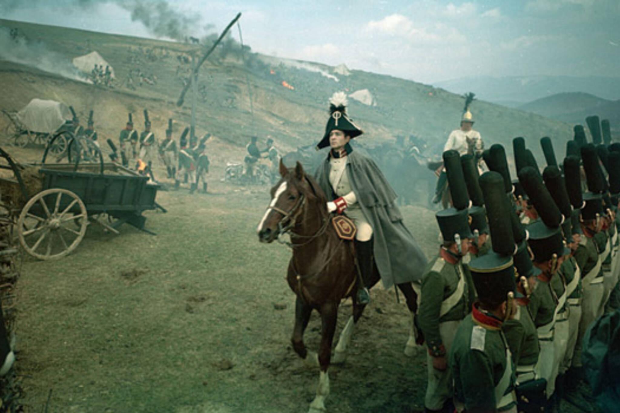 Bondarchuk's War and Peace