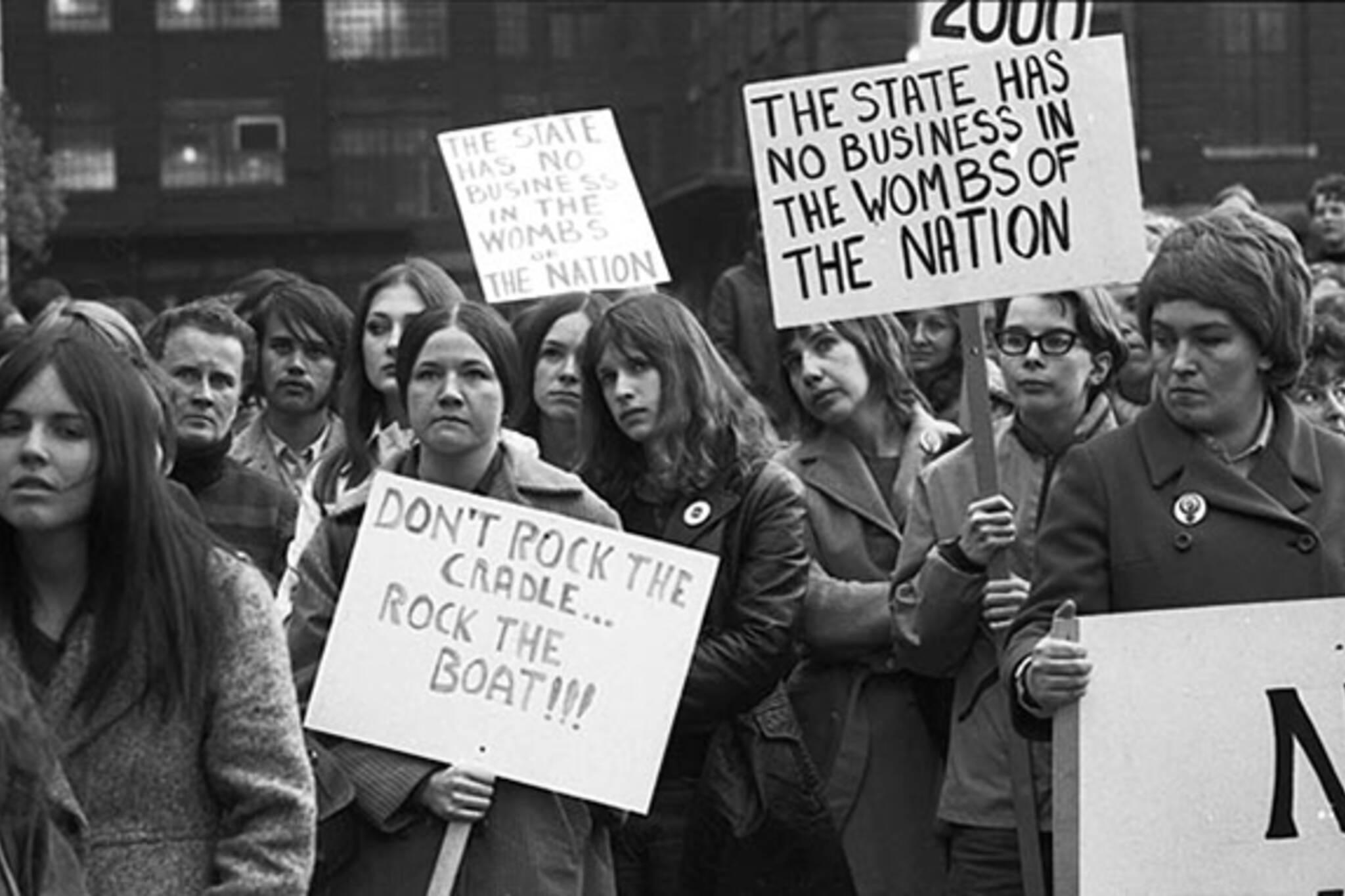 post war feminism toronto