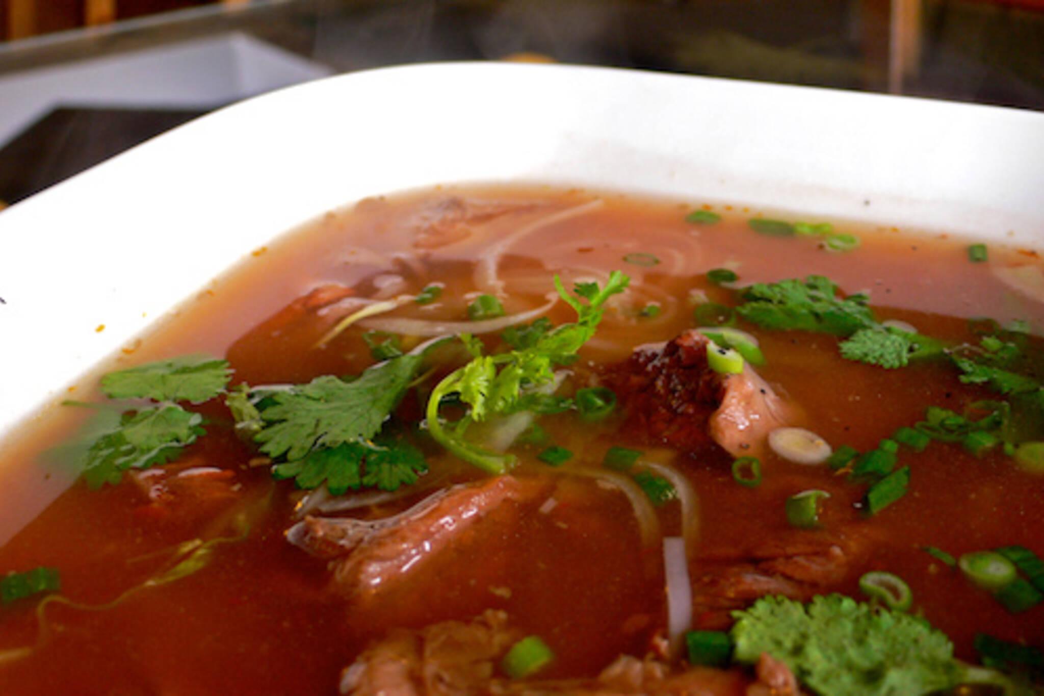 Hanoi Bistro Beef Broth