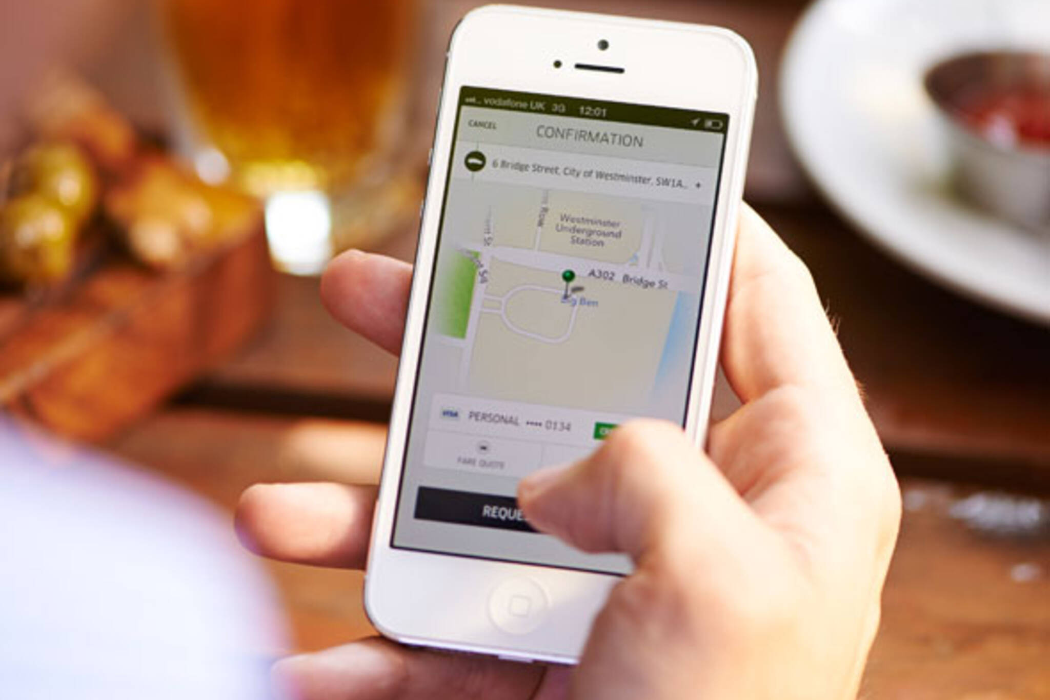 uber crackdown toronto