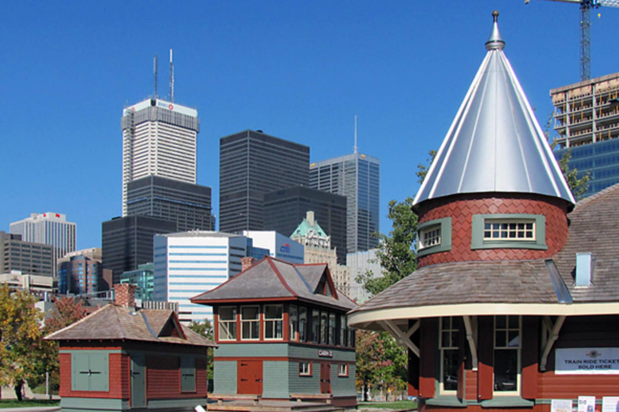 Toronto Roundhouse