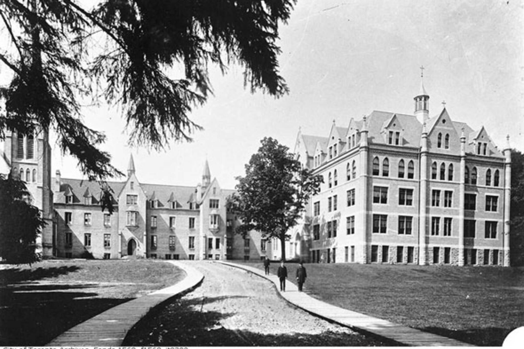 toronto university archives