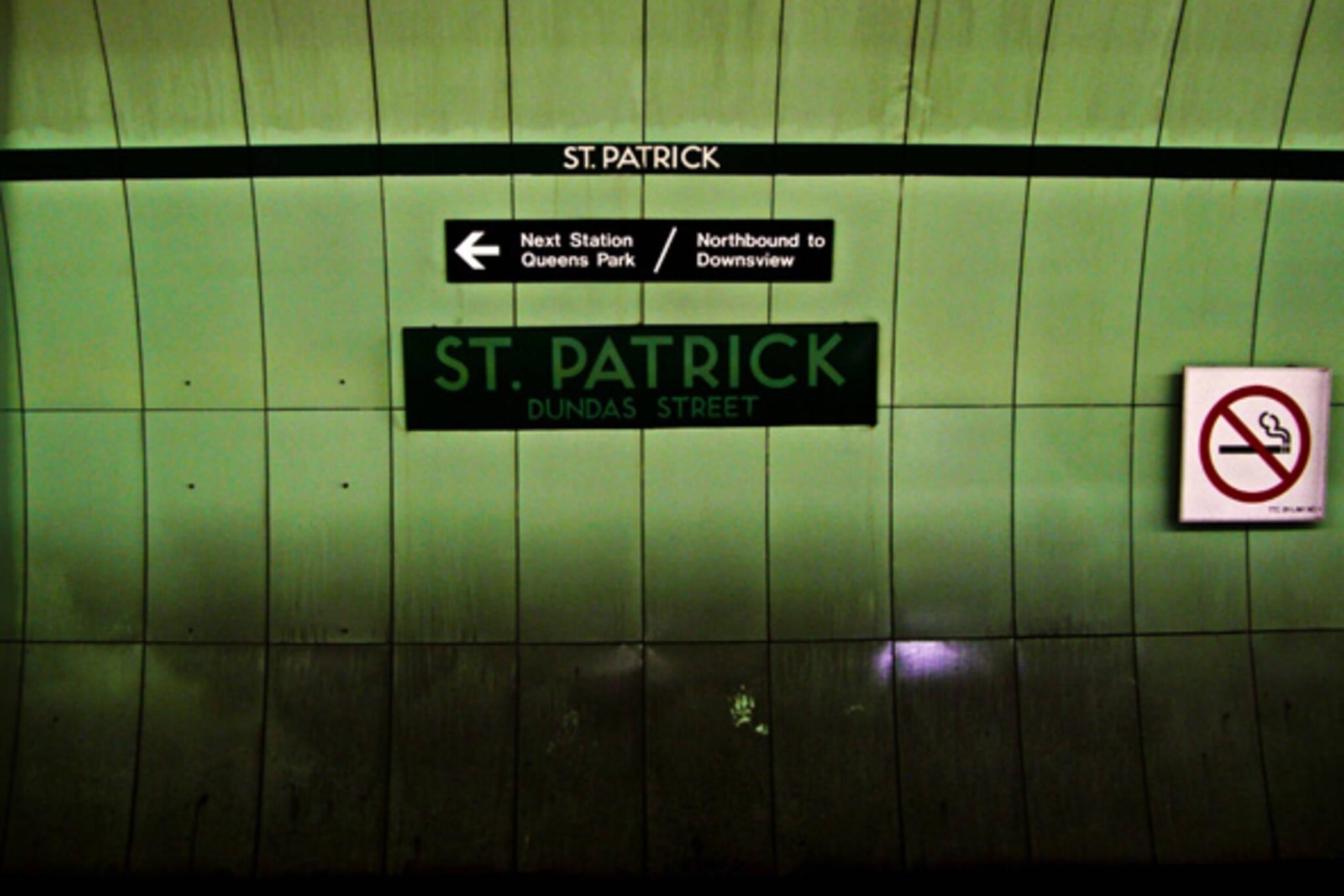 St. Patrick Station