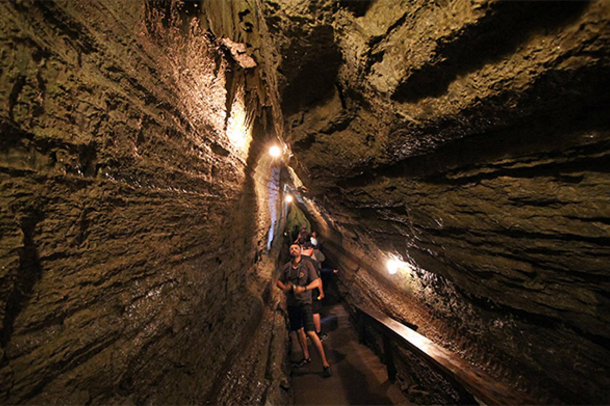 caves toronto