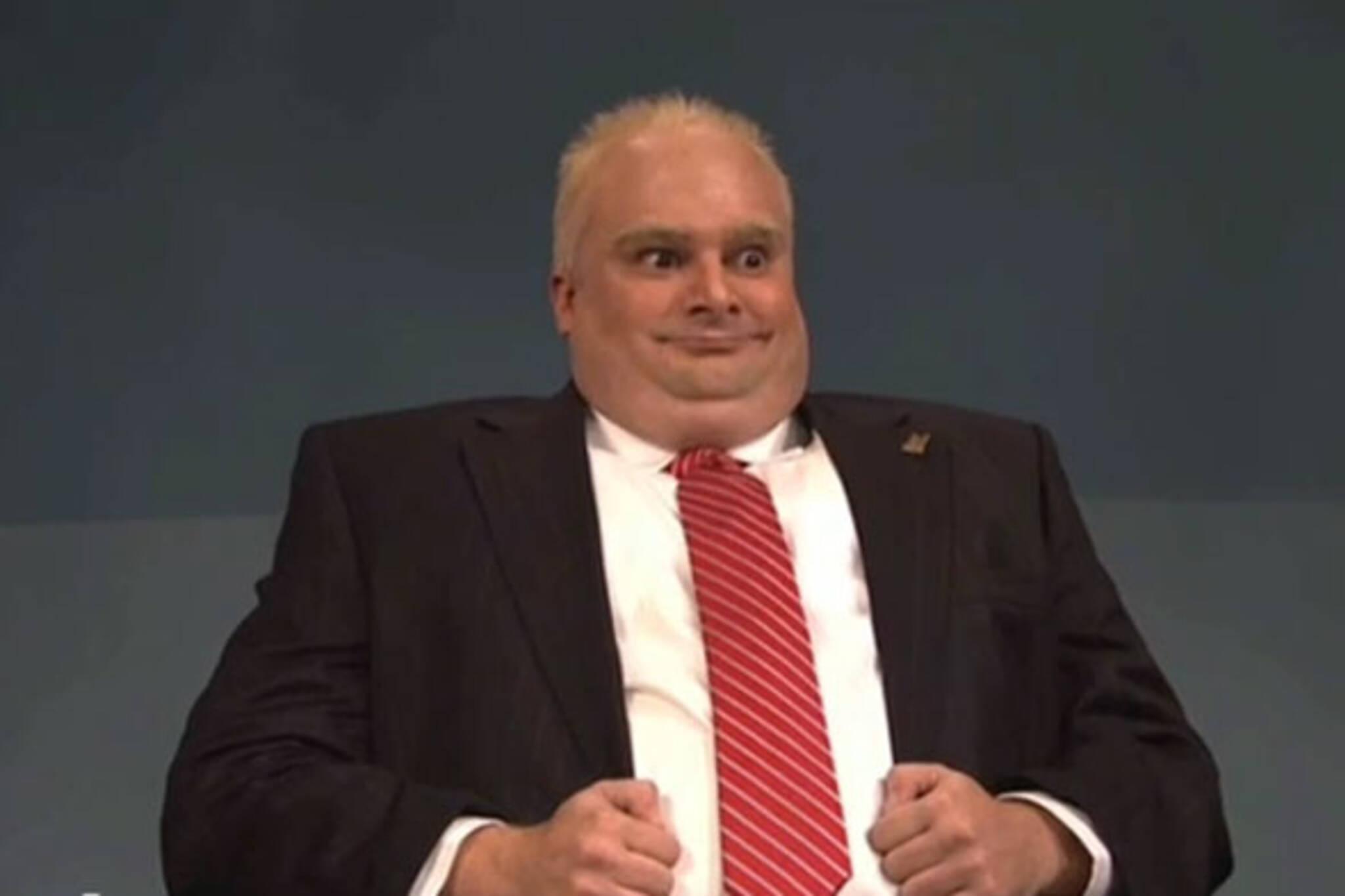 Saturday Night Live Rob Ford