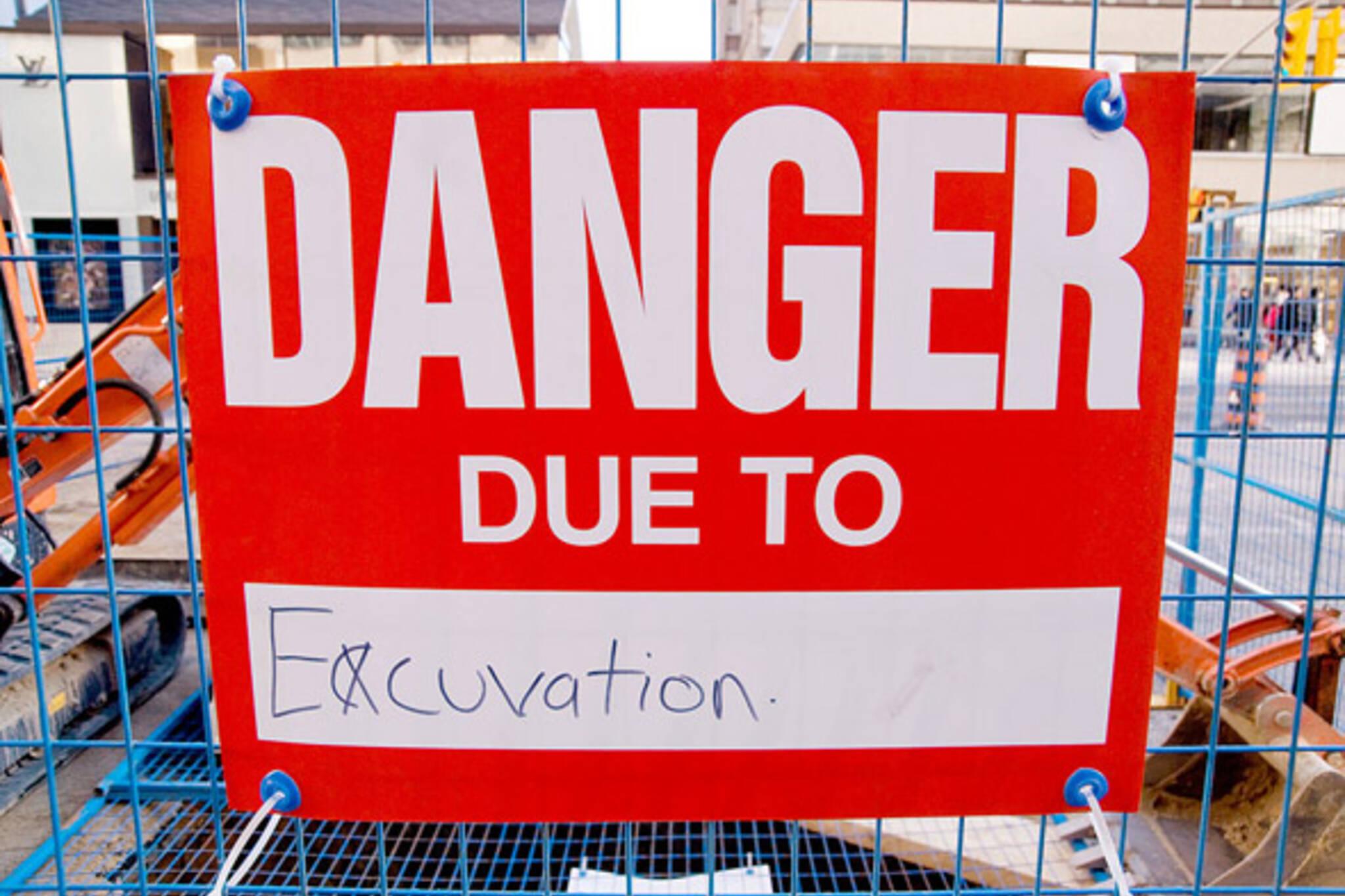 Danger Toronto