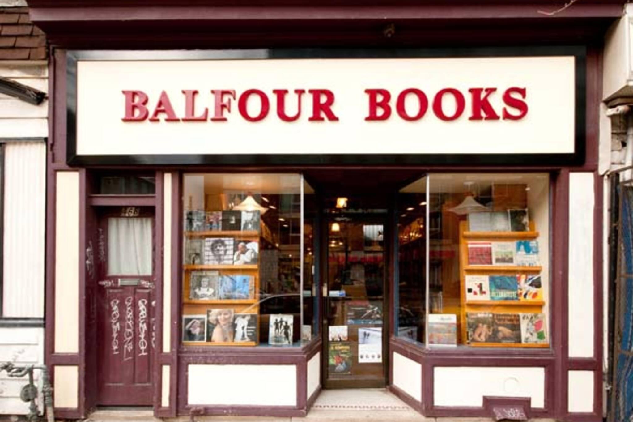 College St. Bookstore