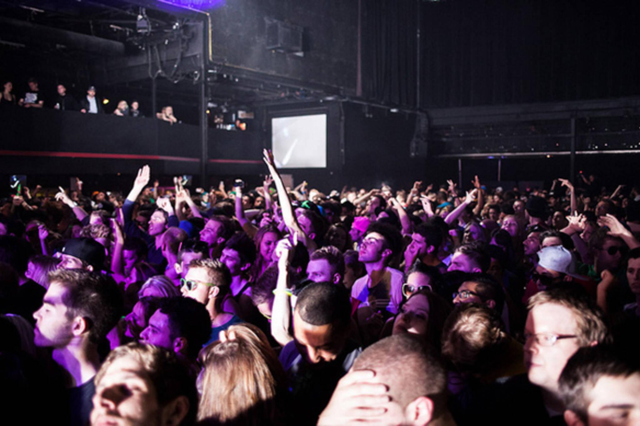 Toronto concert venues