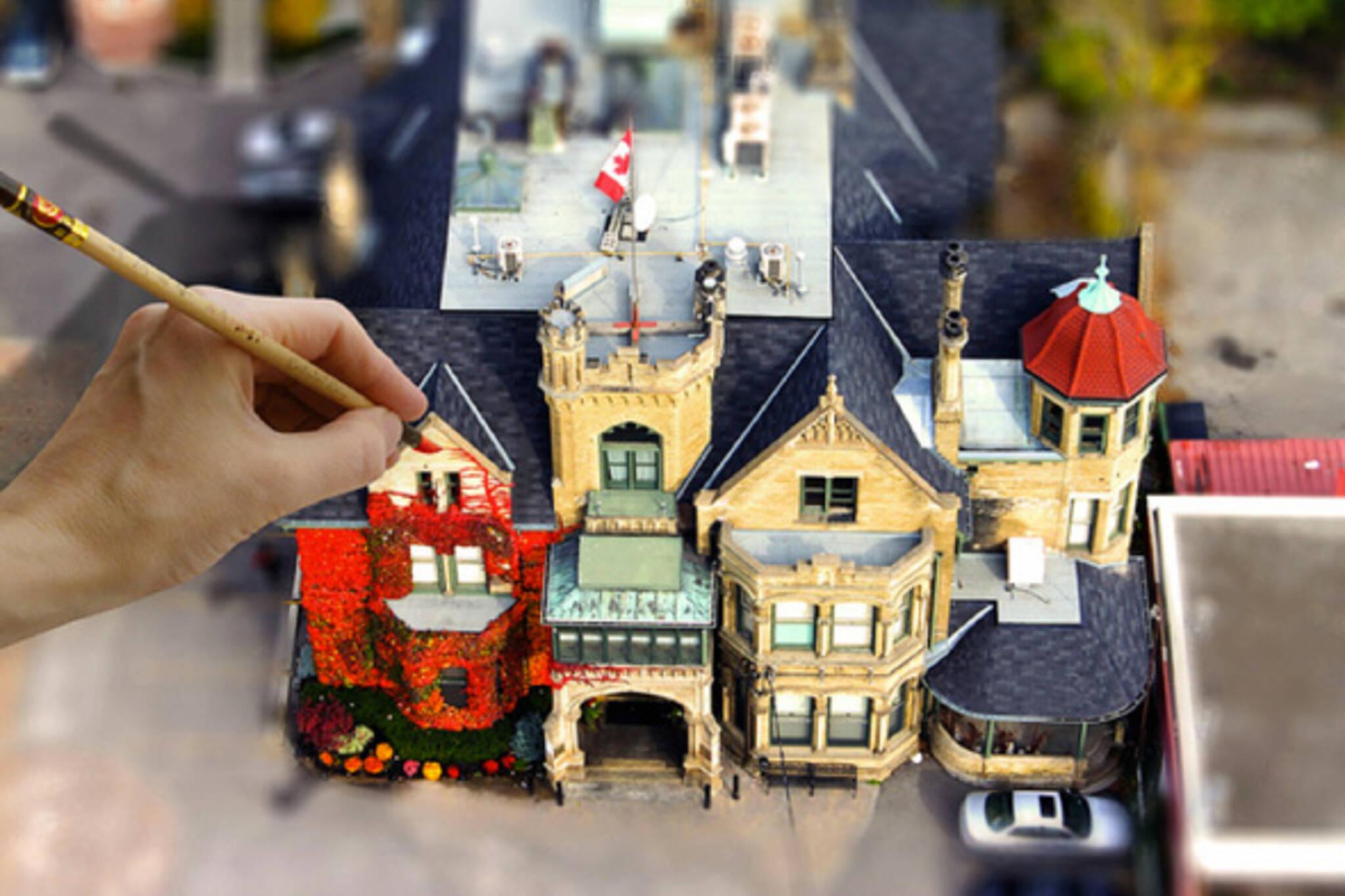 Miniature Photos Toronto