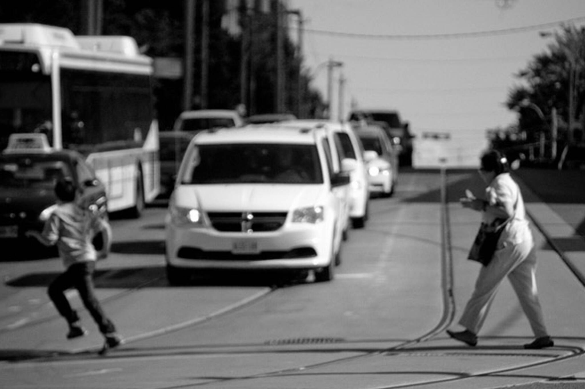 street, radar, candid