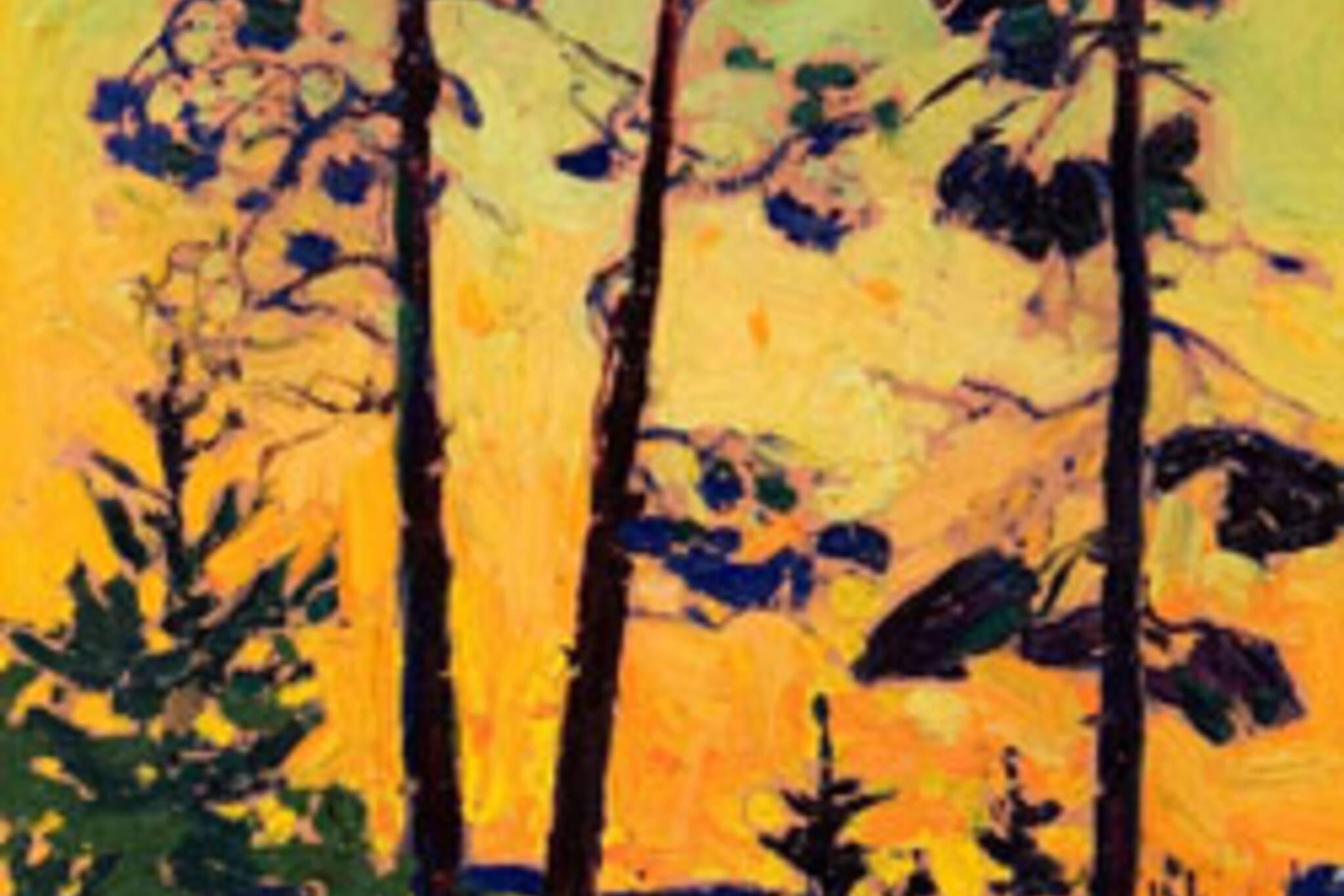 $2 Million Tom Thomson Painting
