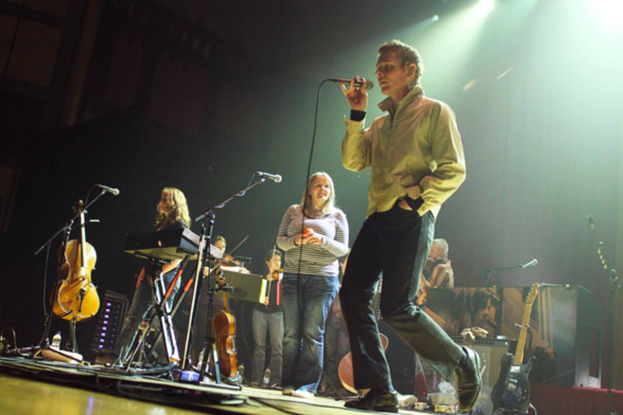 Belle and Sebastian at Massey Hall