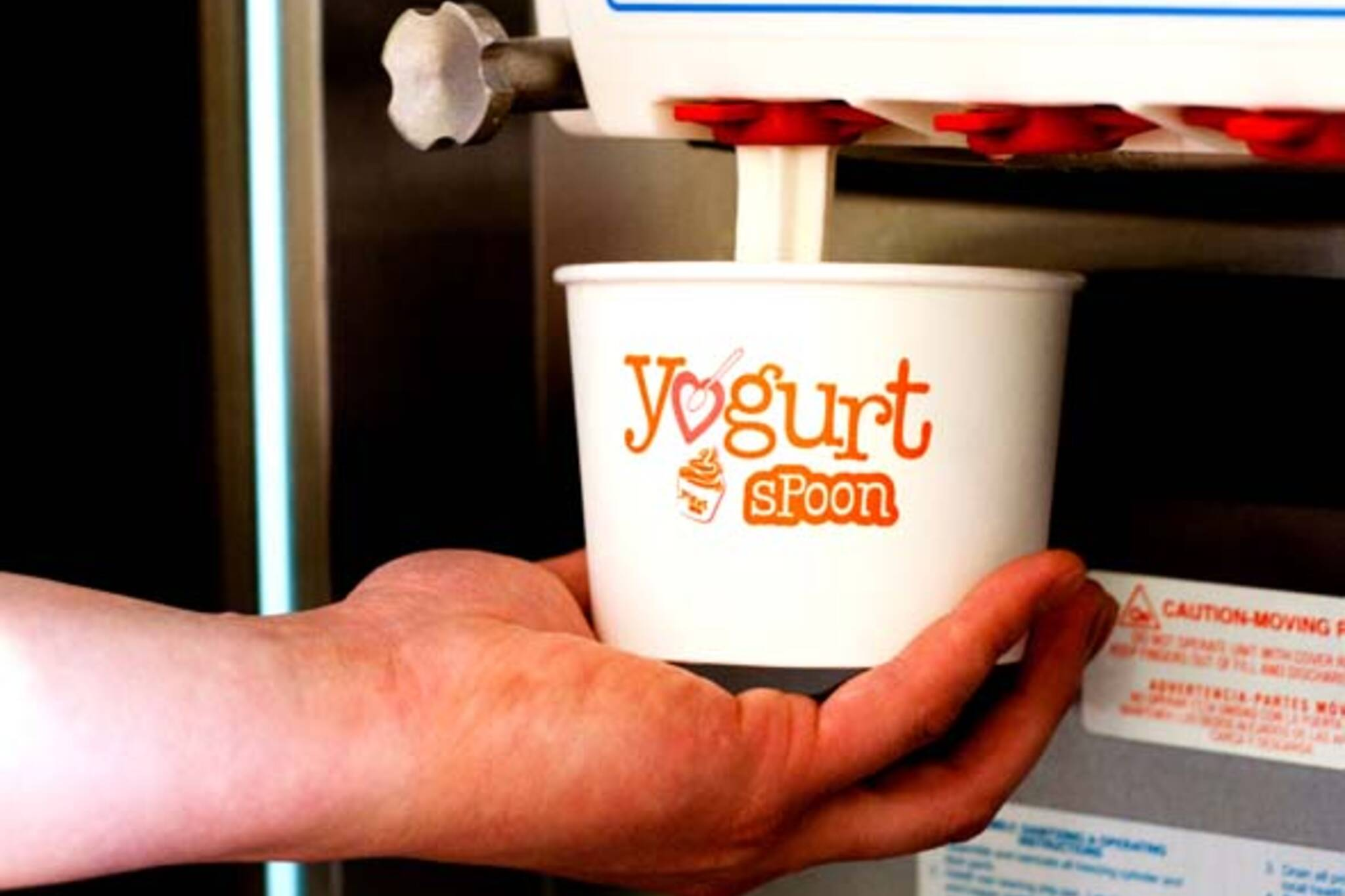 self serve frozen yogurt