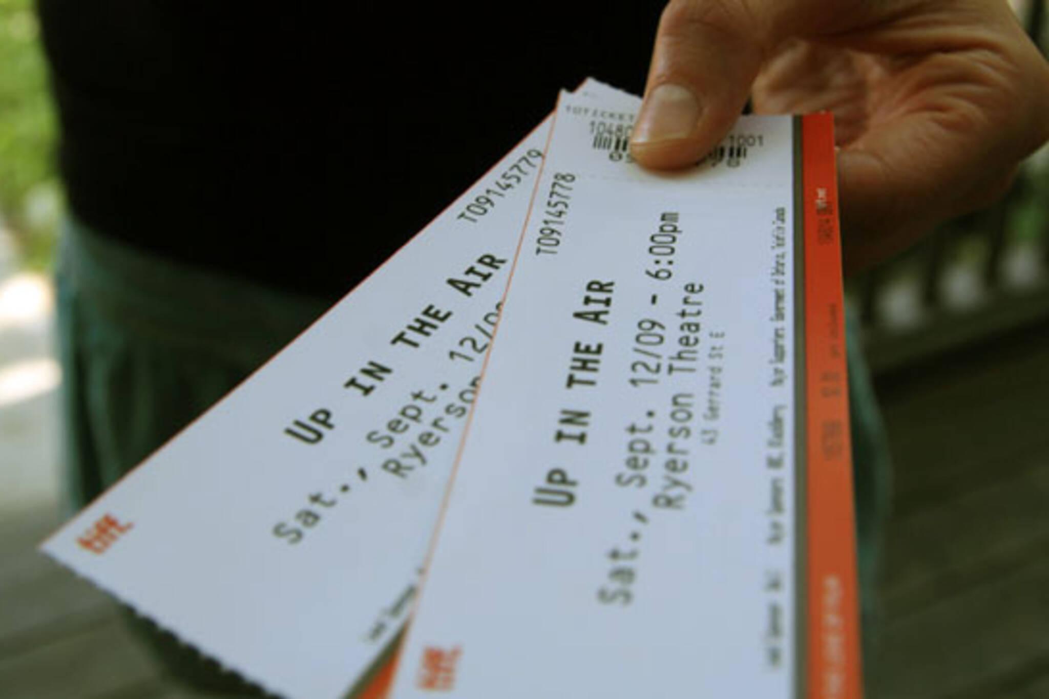 TIFF Tickets