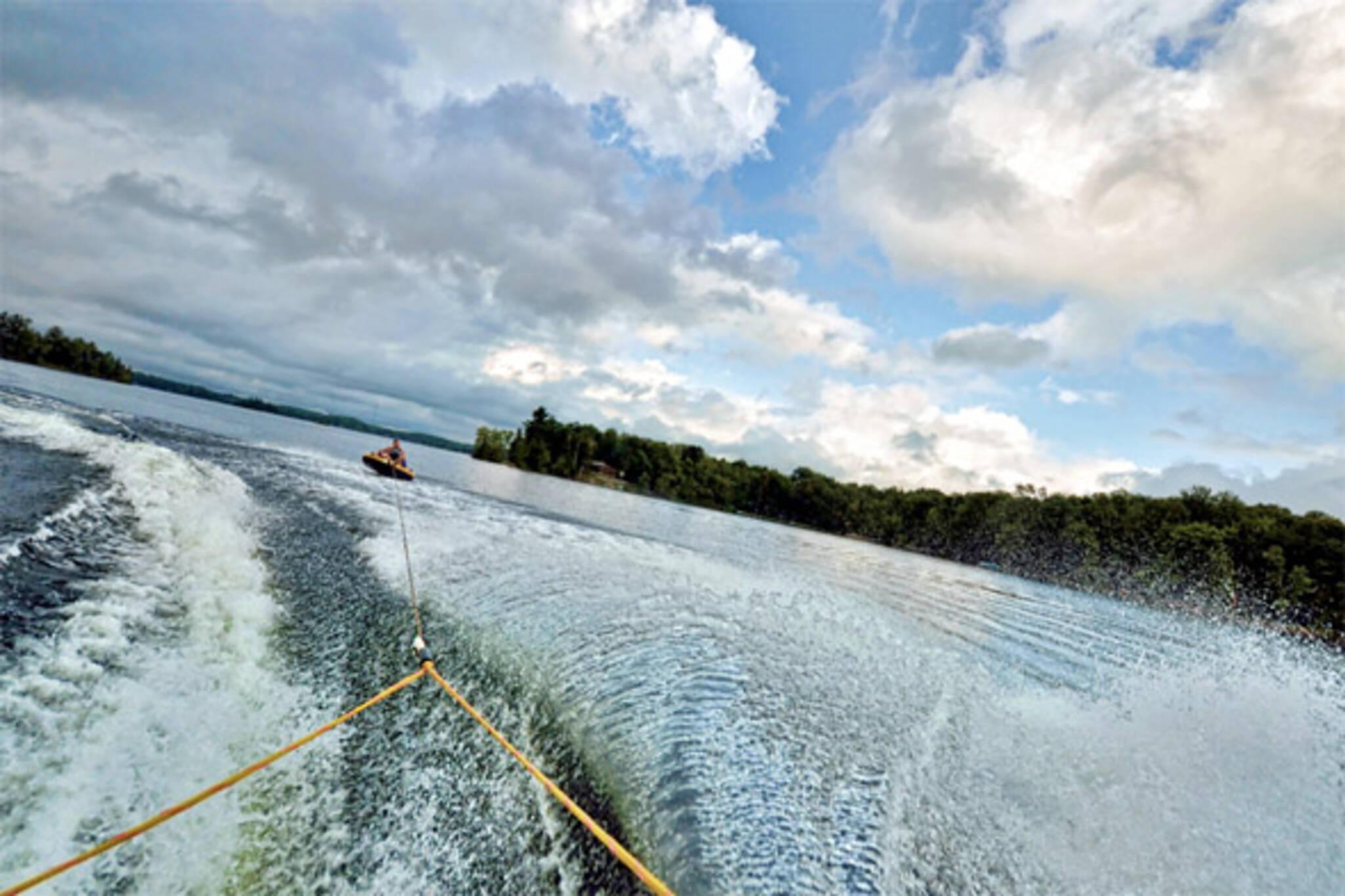 cottage boating license