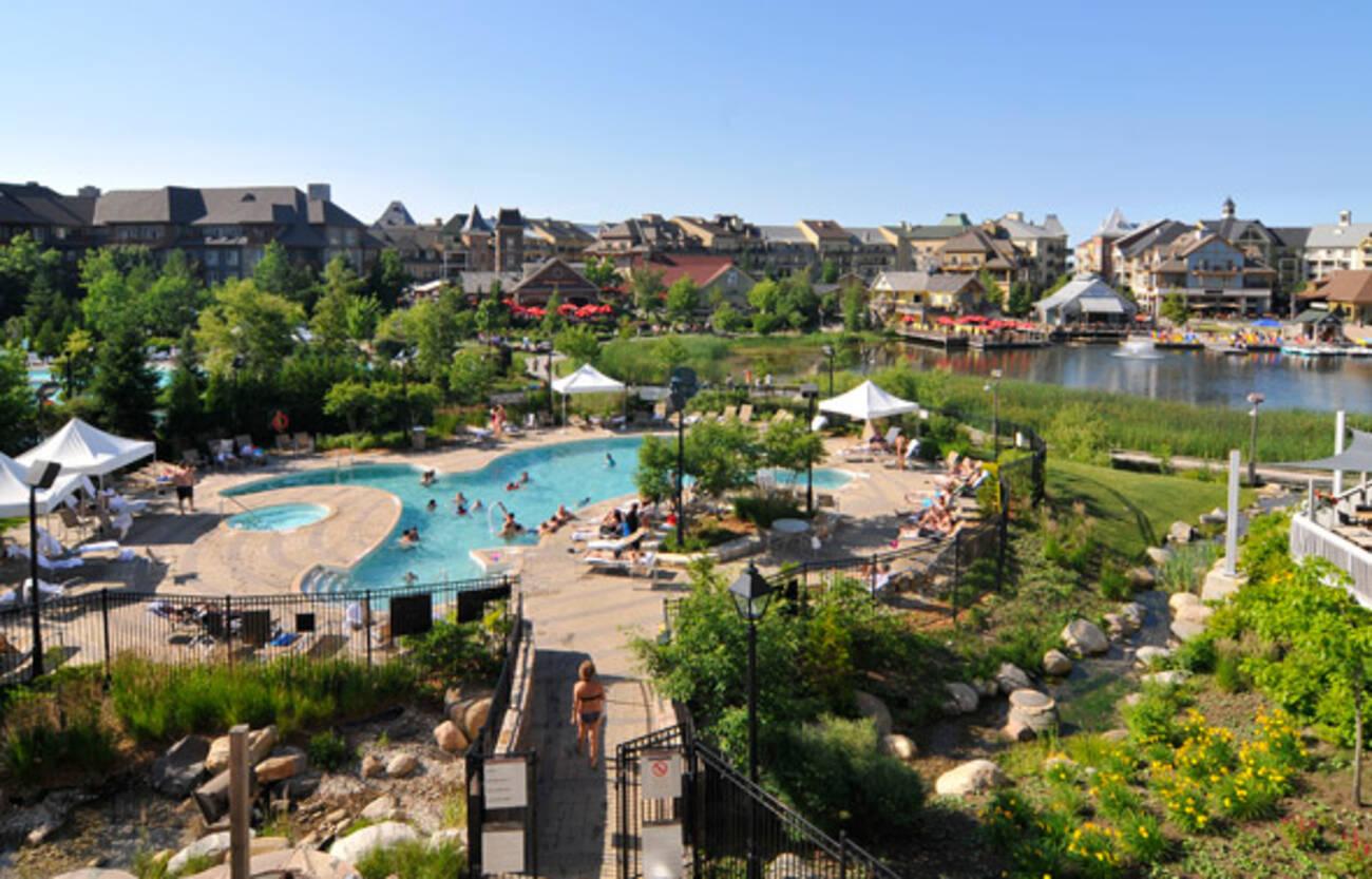Blue Mountain Village Hotel Deals