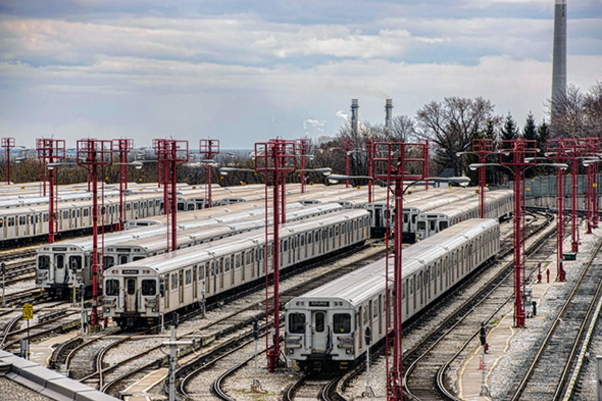 toronto transit expansion