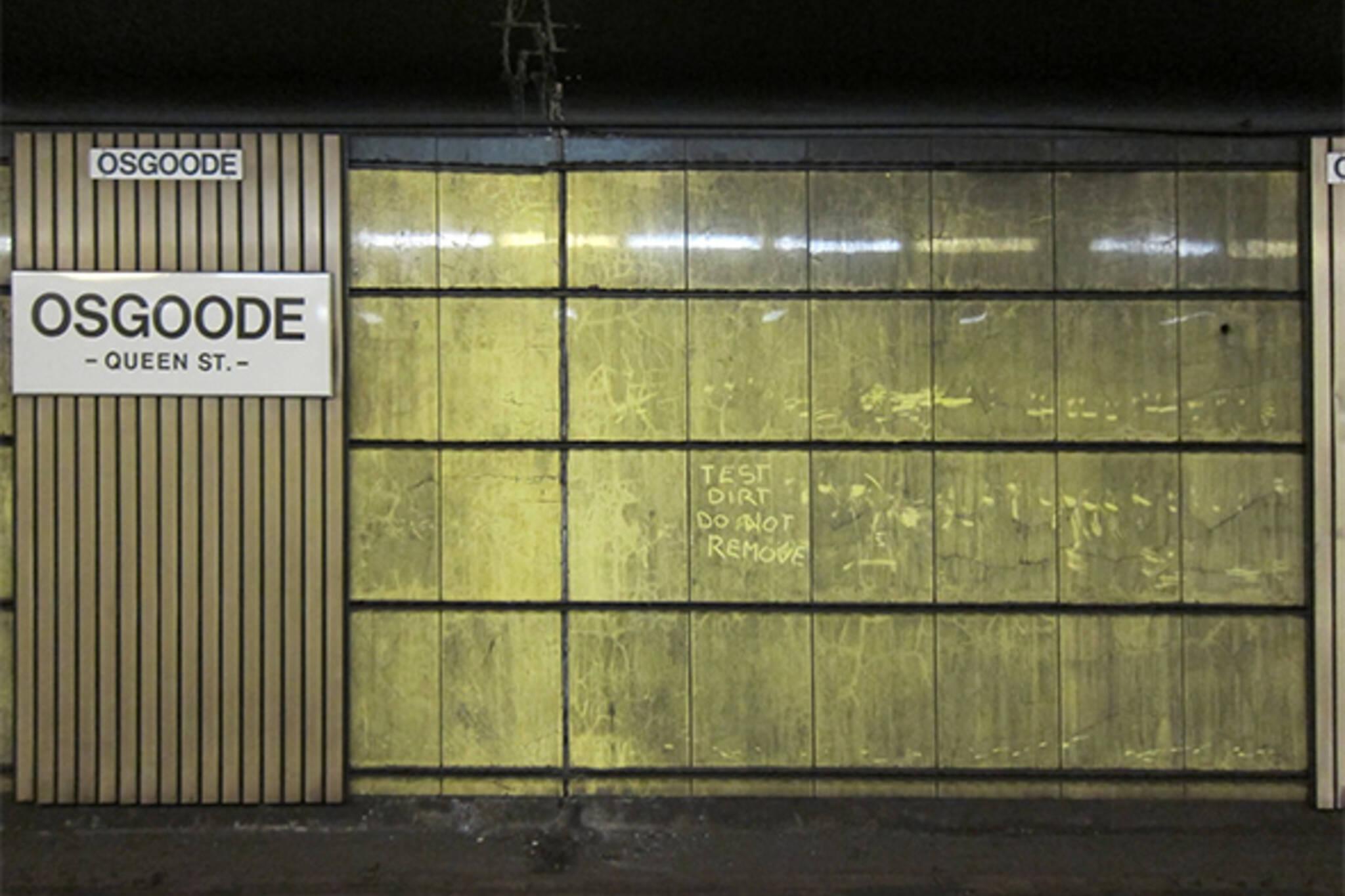 Osgoode subway