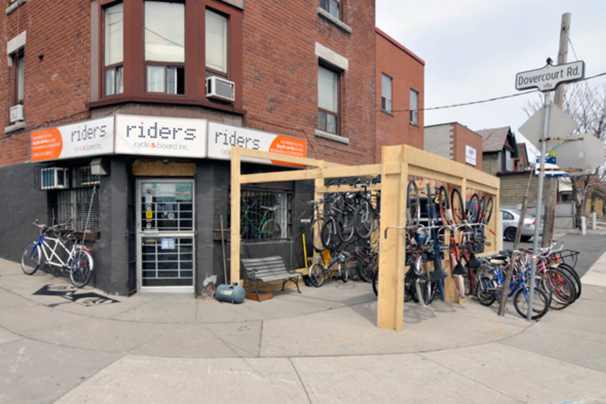 Geary Avenue Toronto