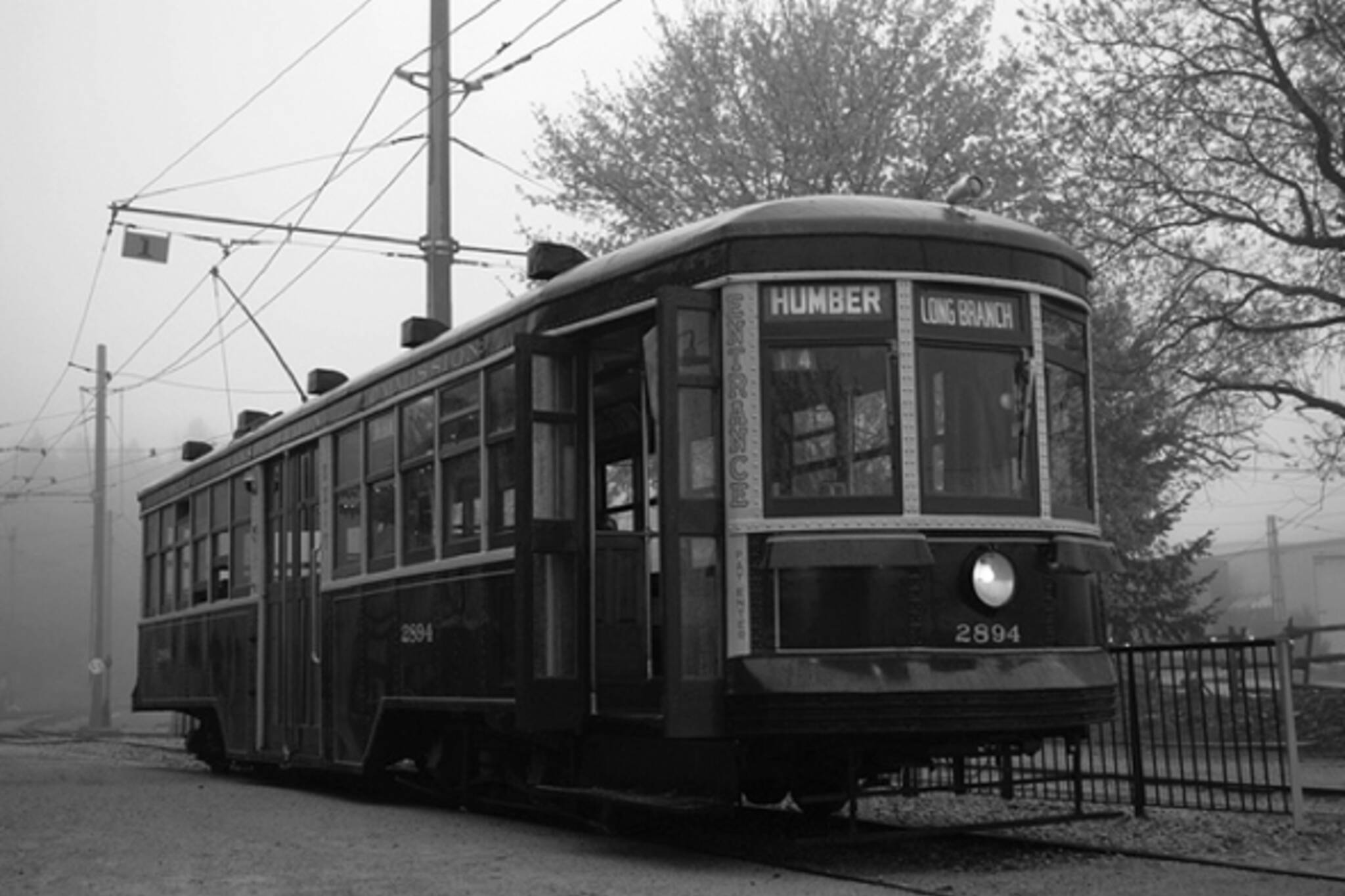 Peter Witt Streetcar Toronto