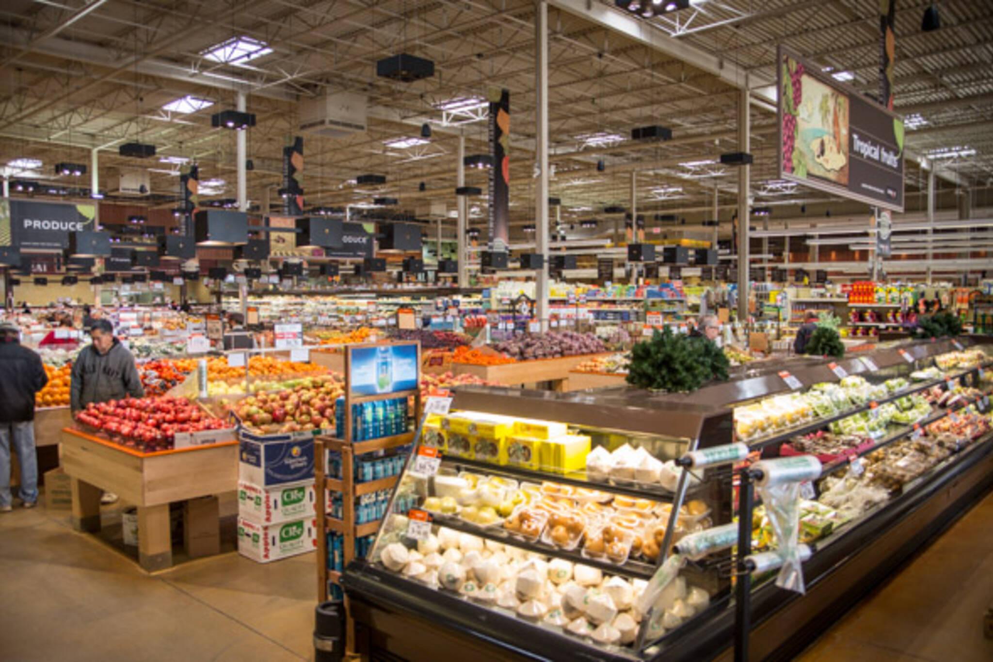 Ethnic grocery store toronto