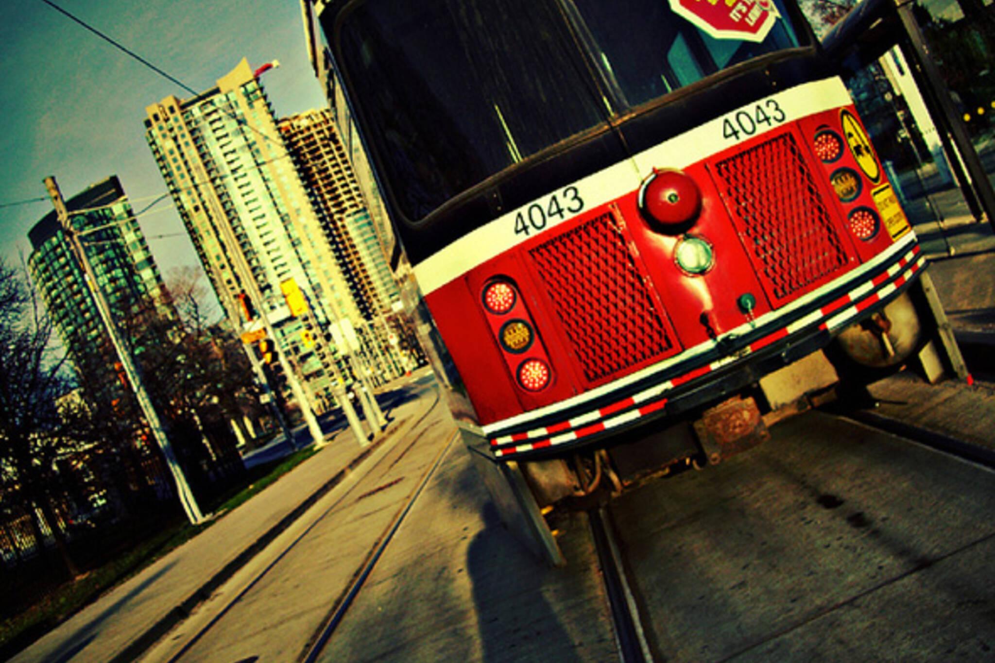 Toronto sideways