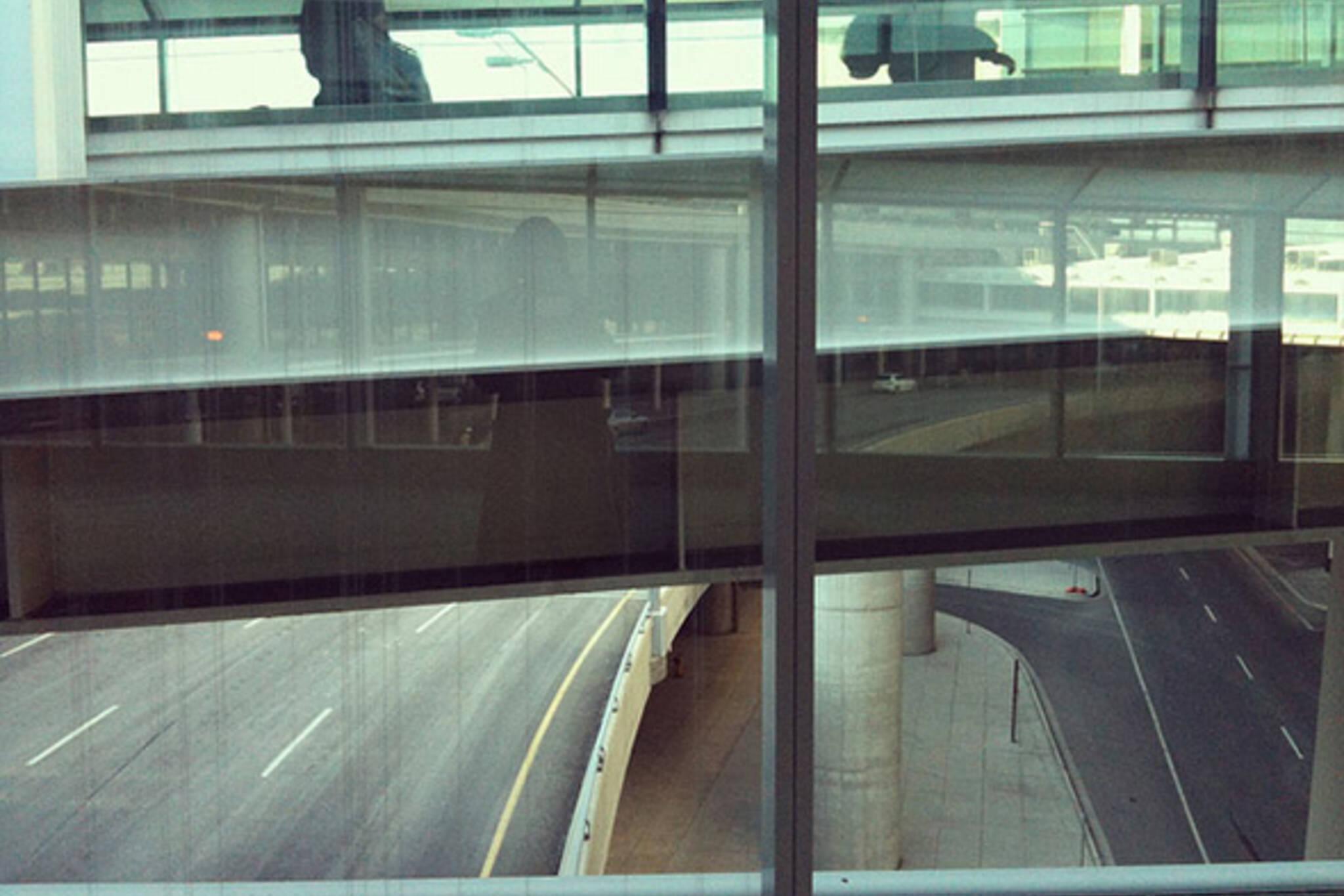 Pearson, airport, move