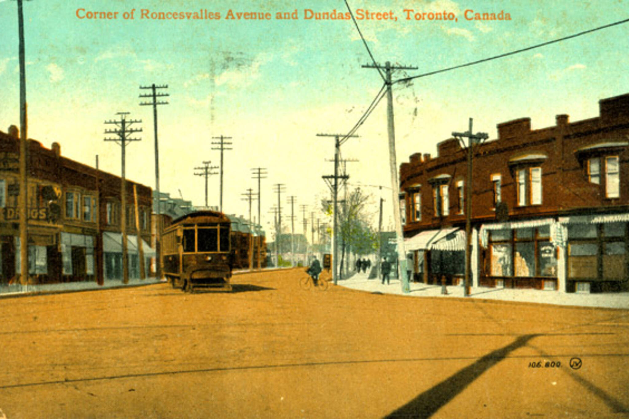 Roncesvalles and Dundas West
