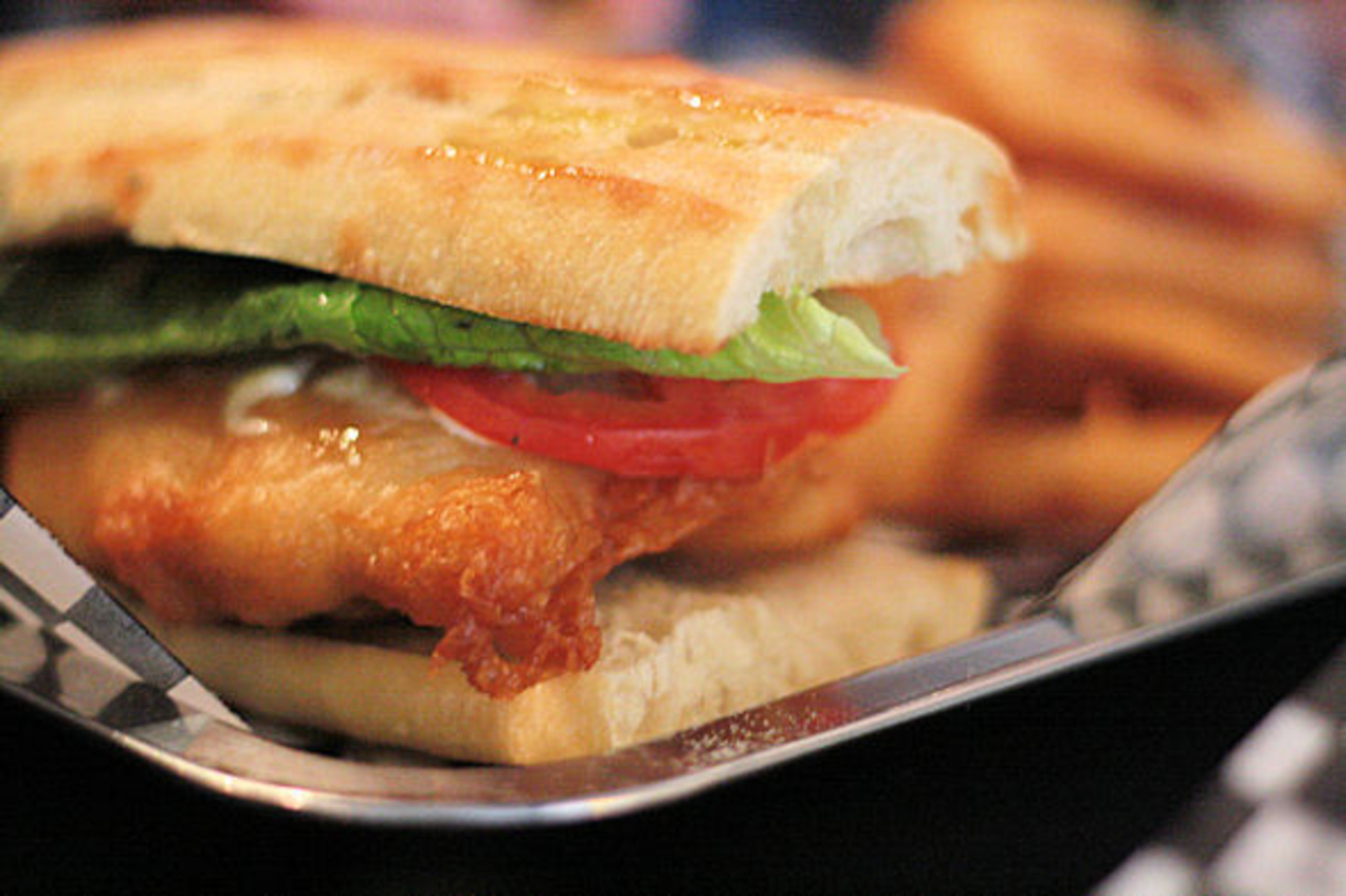 Fish and chips returns to the Danforth