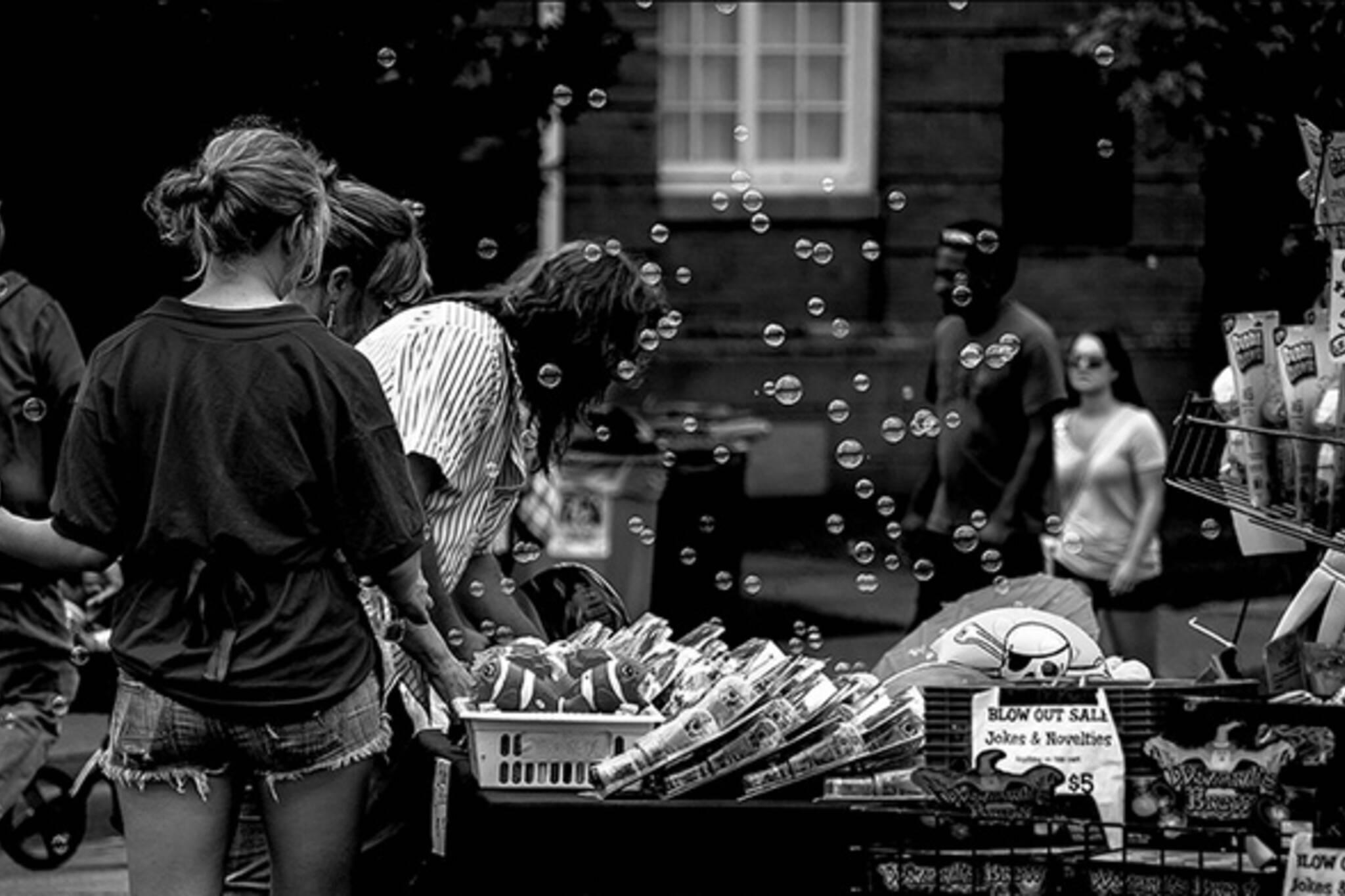 Street Market Toronto