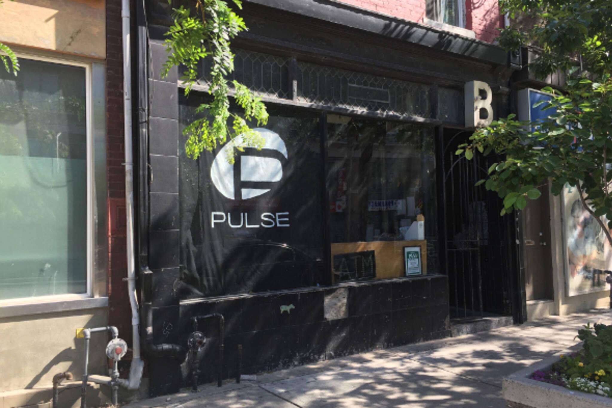 Toronto pulse nightclub