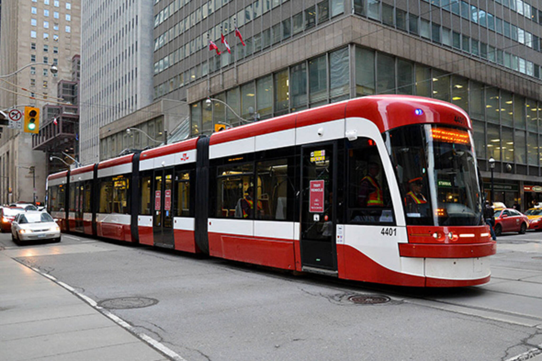 new streetcar toronto