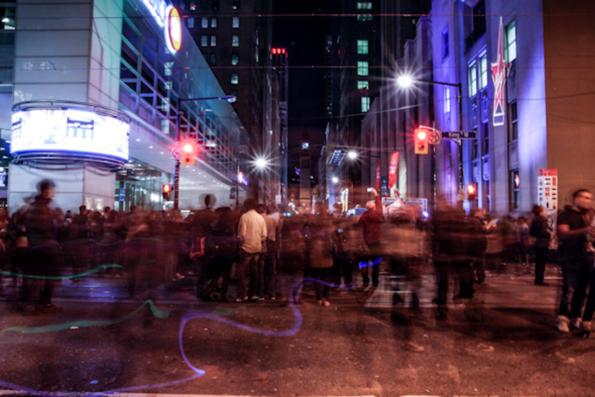 Nuit Blanche 2012 Zone A