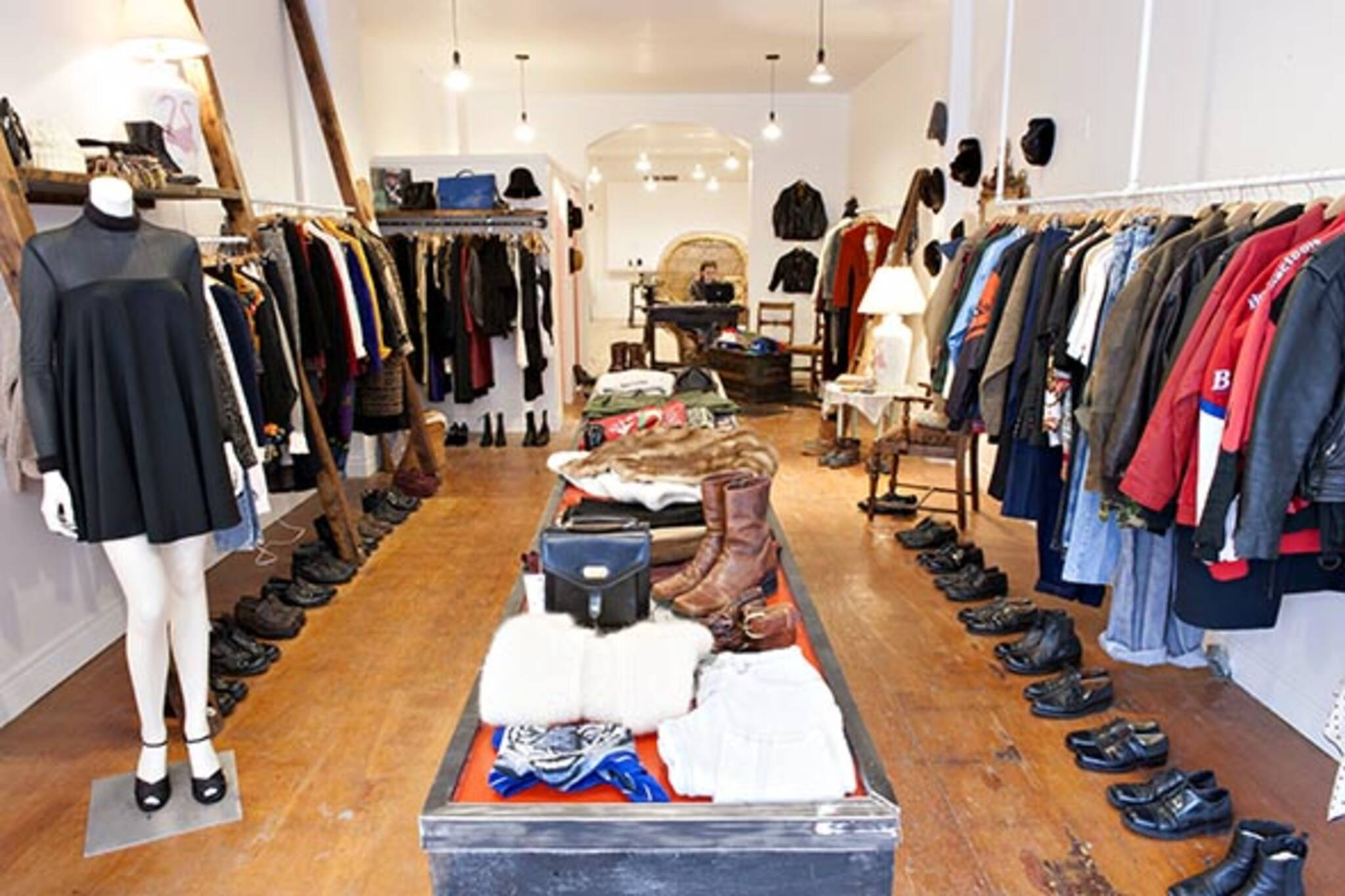 Best clothing stores in philadelphia
