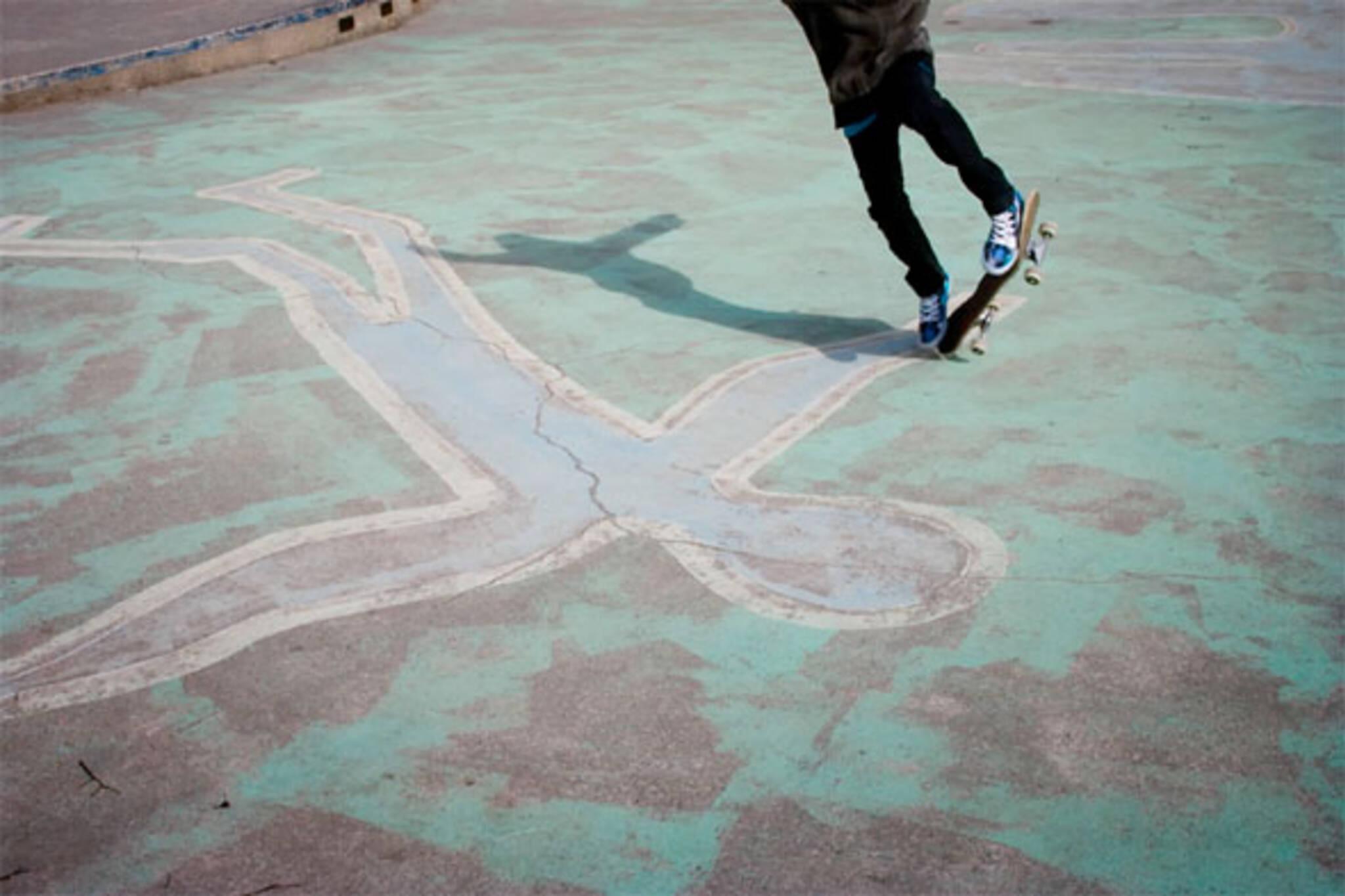 skateboarding toronto
