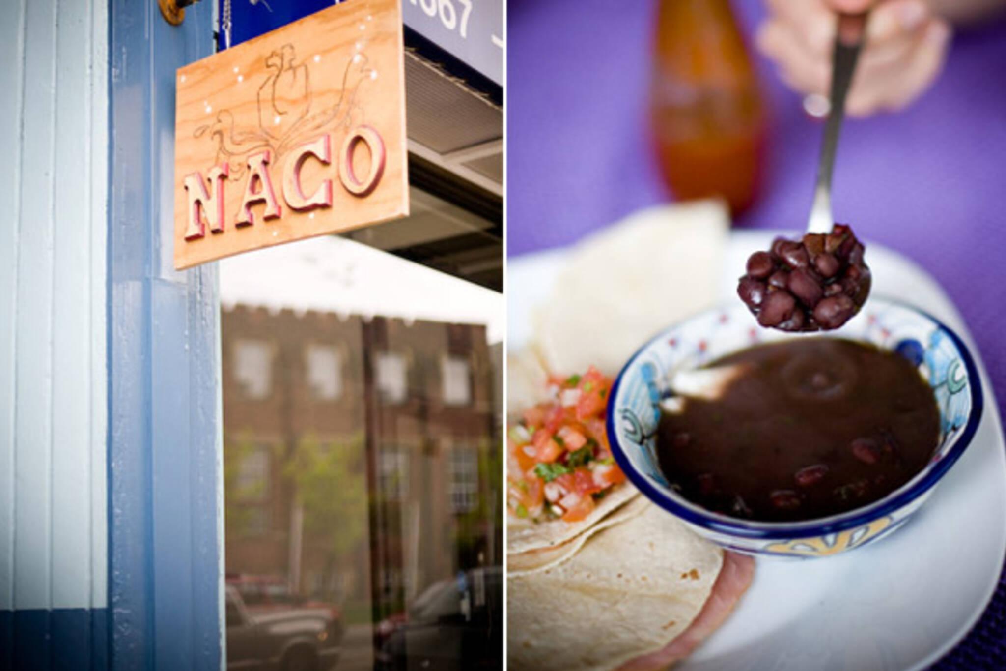 naco gallery cafe toronto