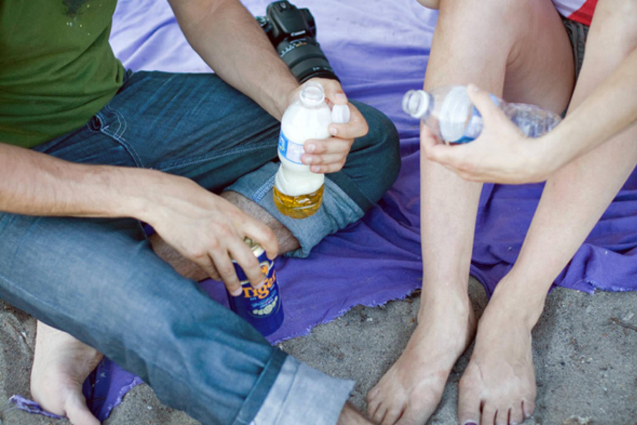 Public Drinking Toronto