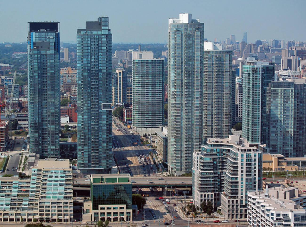 Fashion District Toronto Apartments