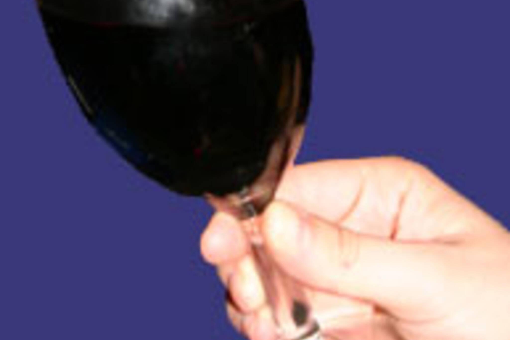 Ahhh, the joys of a nice red wine.