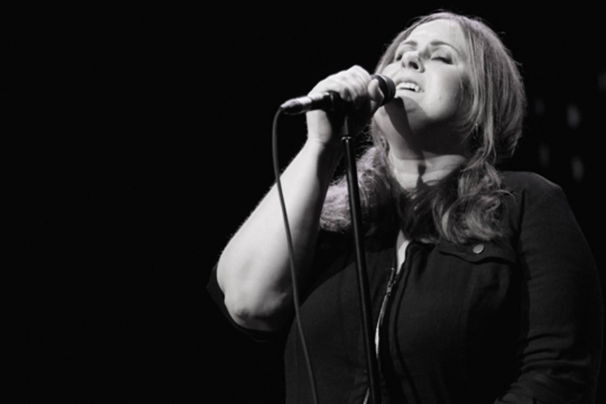Alison Moyet's solo tour in Toronto