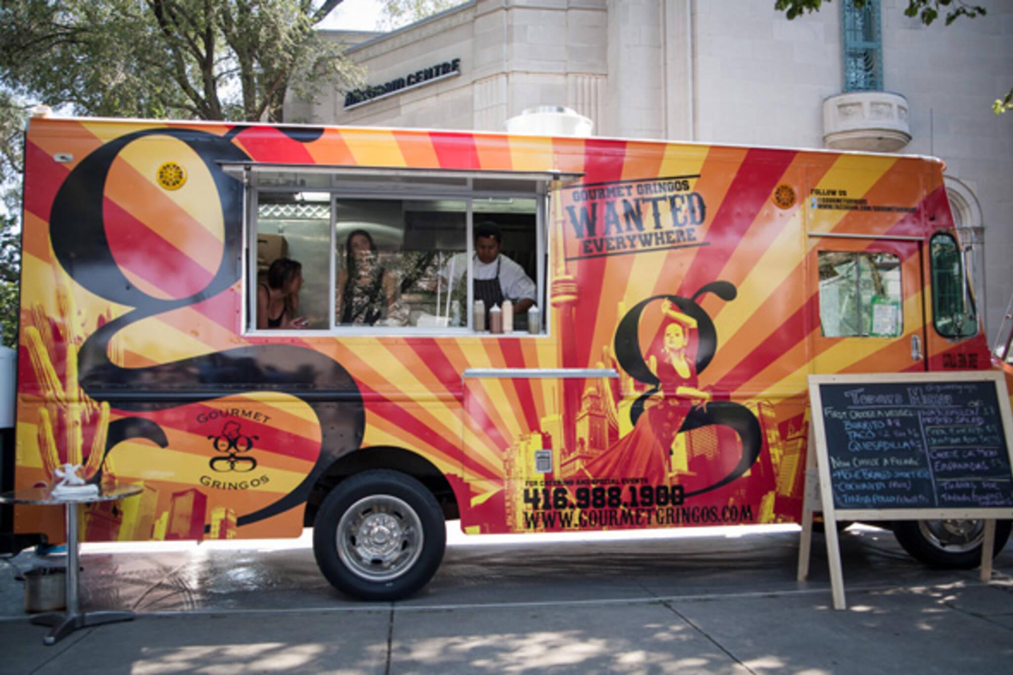 Food Trucks Liberty Village