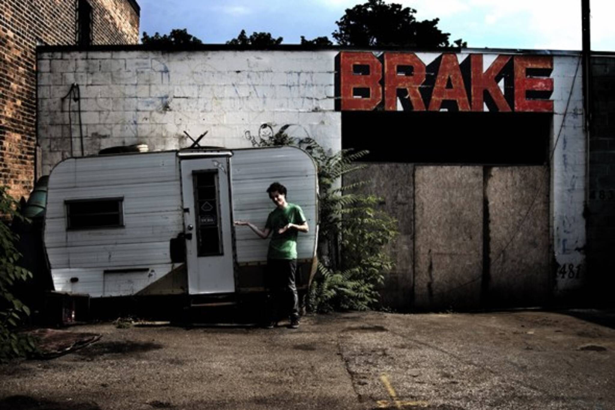 Winston Hacking Brake