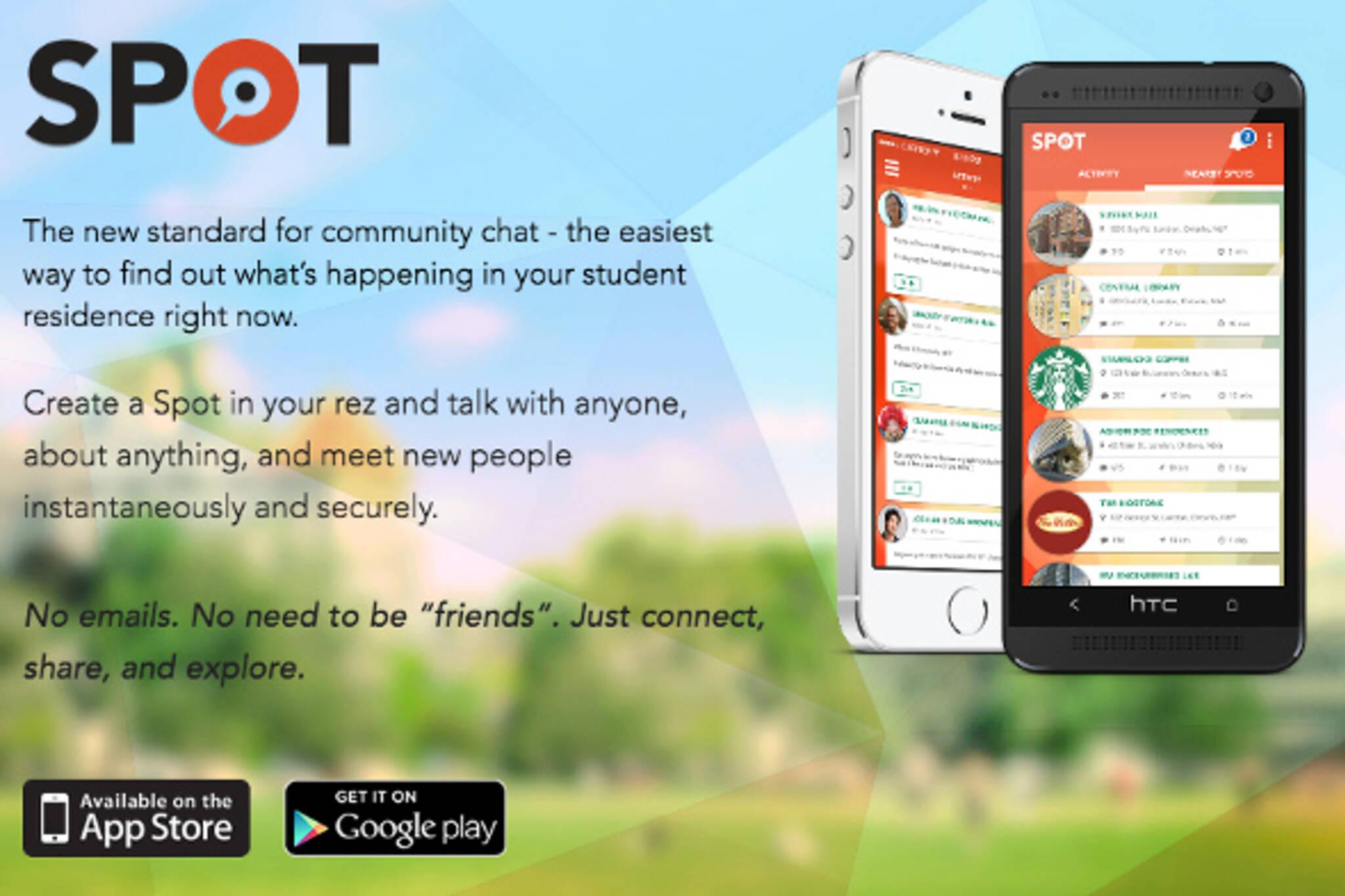 spot app