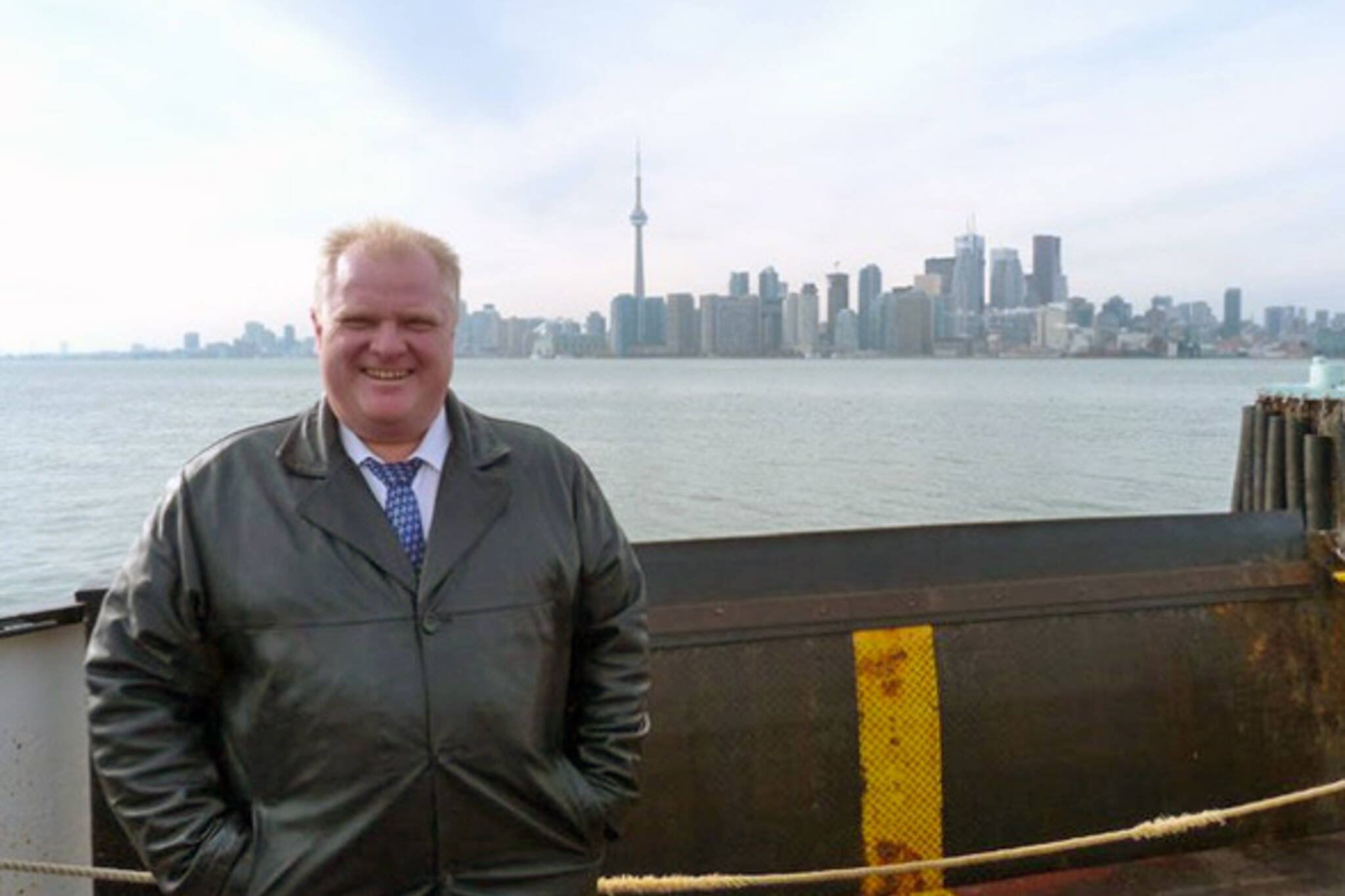 Rob Ford 2011