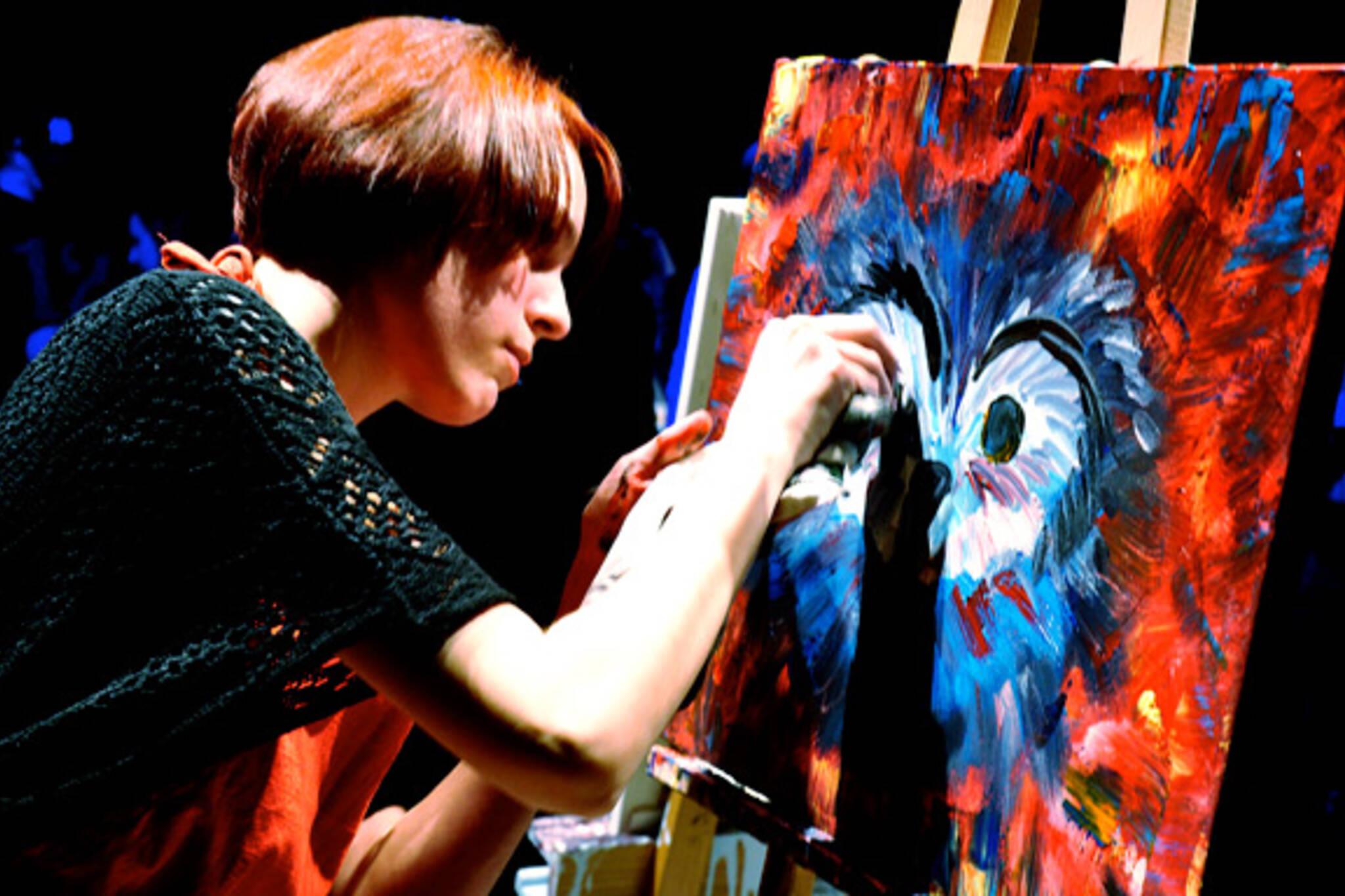 Art battle 5 toronto