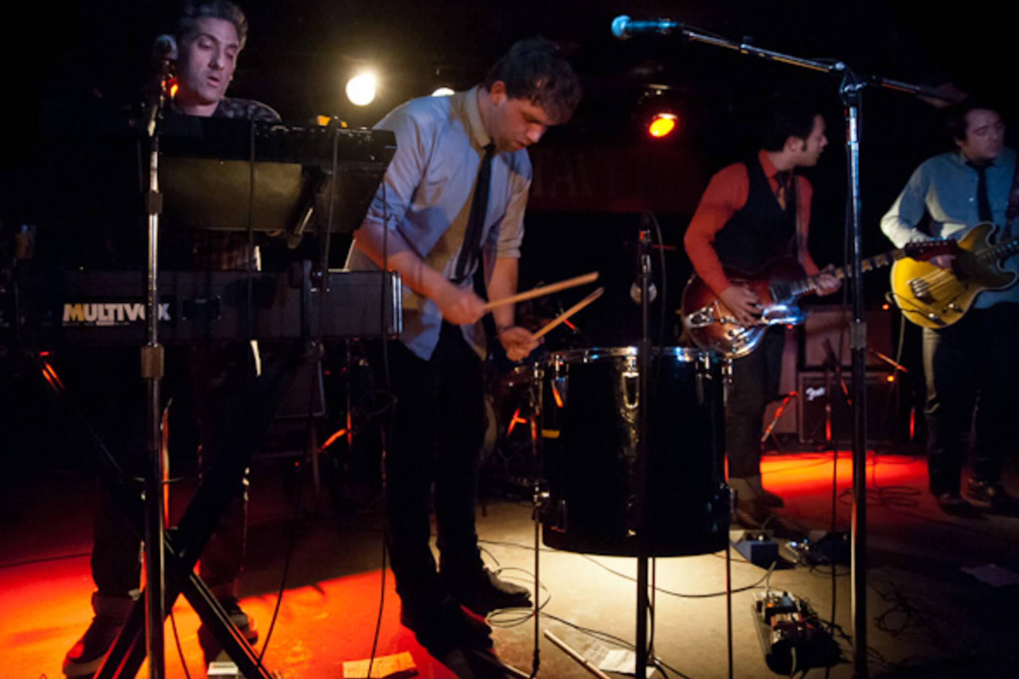 Cavemen Live Toronto